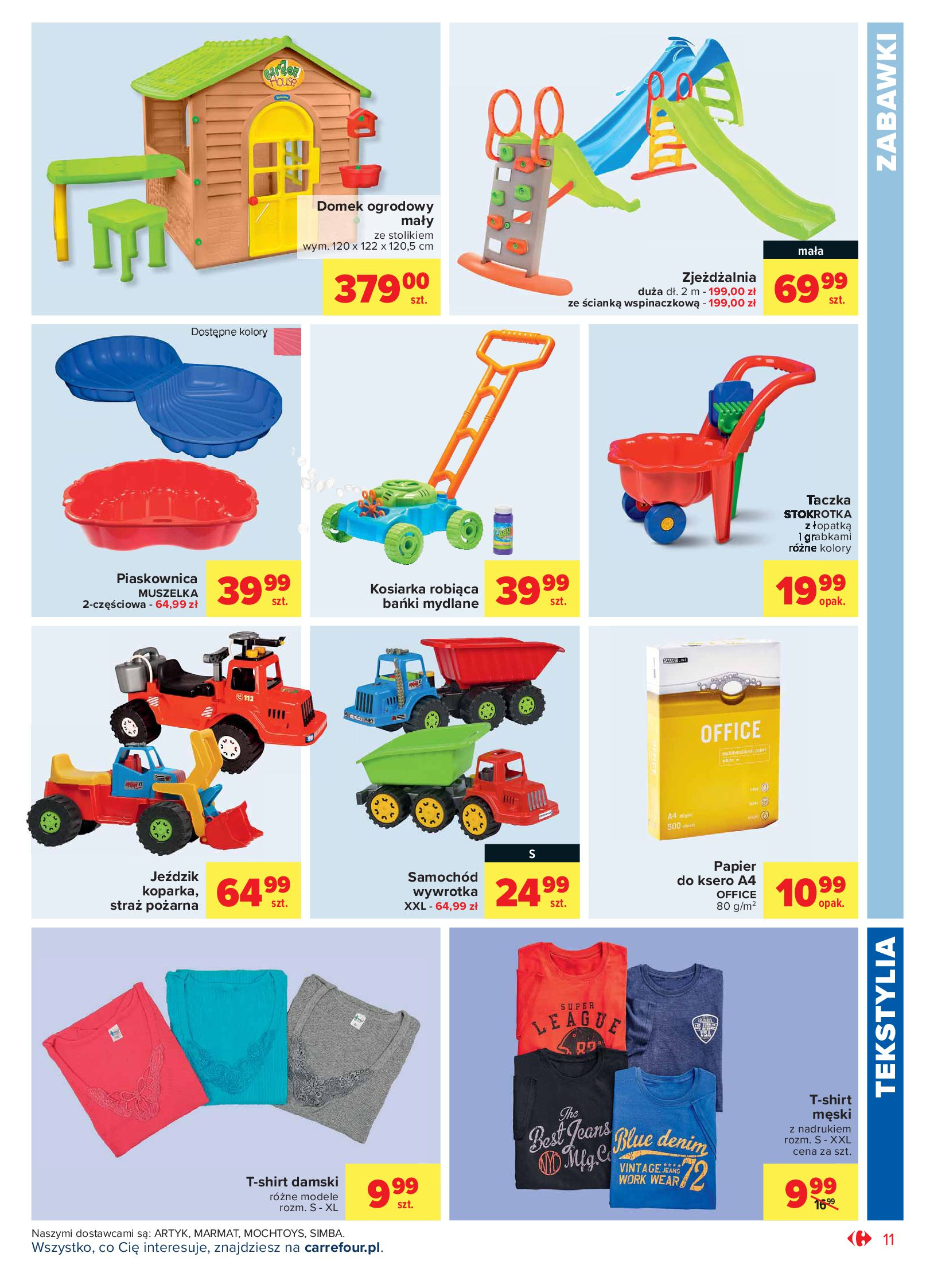 Gazetka Carrefour Market: Oferta handlowa 2021-05-04 page-11