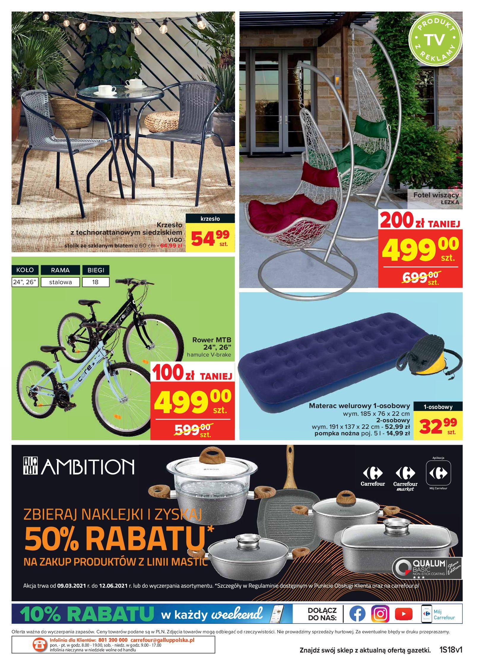 Gazetka Carrefour Market: Oferta handlowa 2021-05-04 page-14
