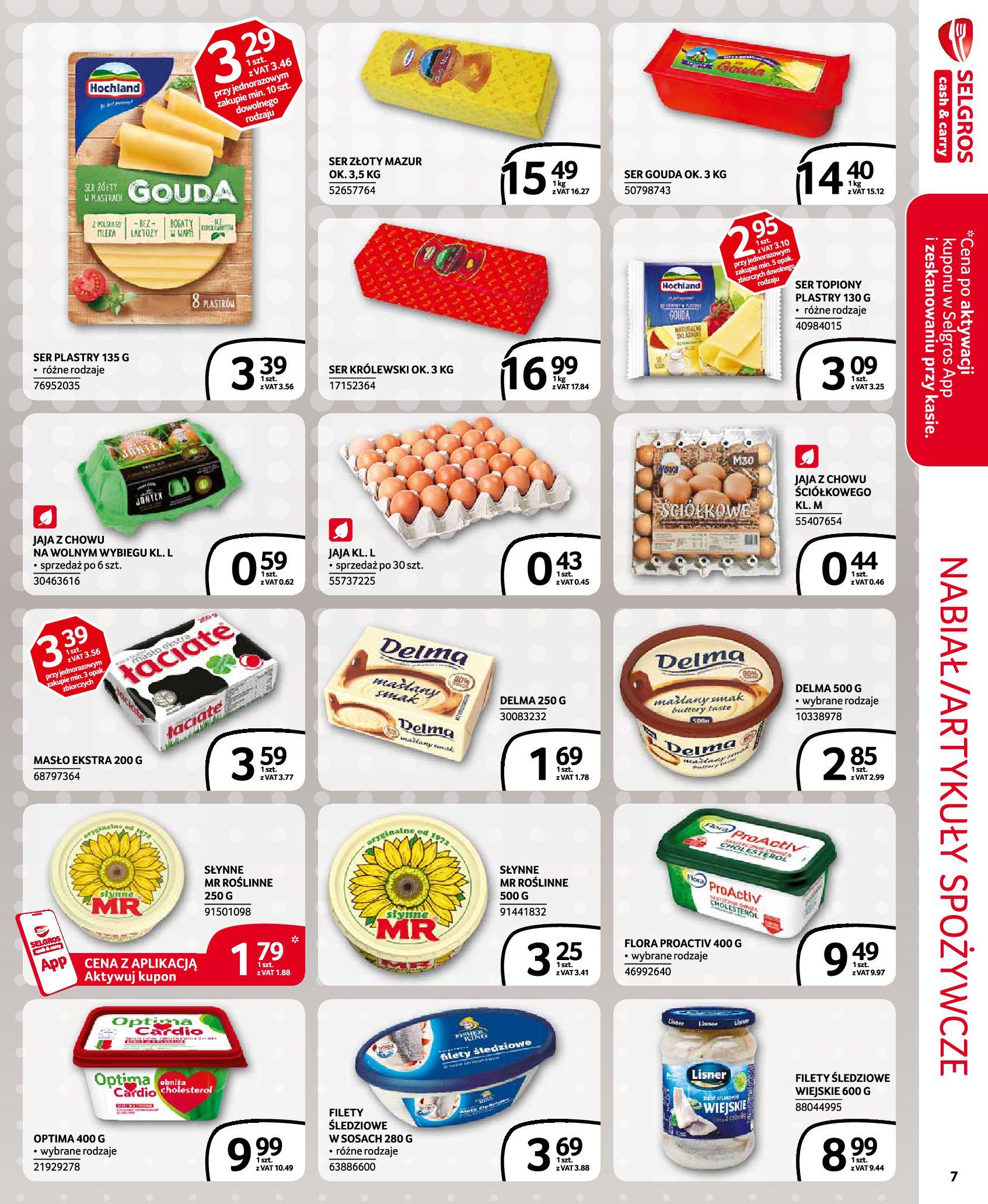 Gazetka Selgros - Oferta handlowa-29.07.2020-12.08.2020-page-7