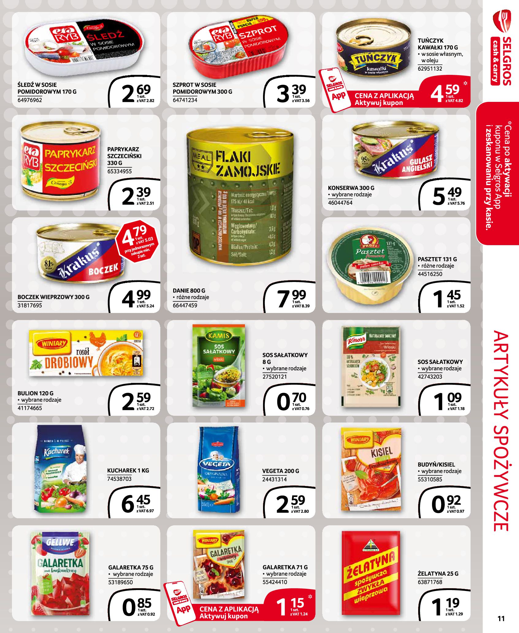 Gazetka Selgros - Oferta handlowa-29.07.2020-12.08.2020-page-11