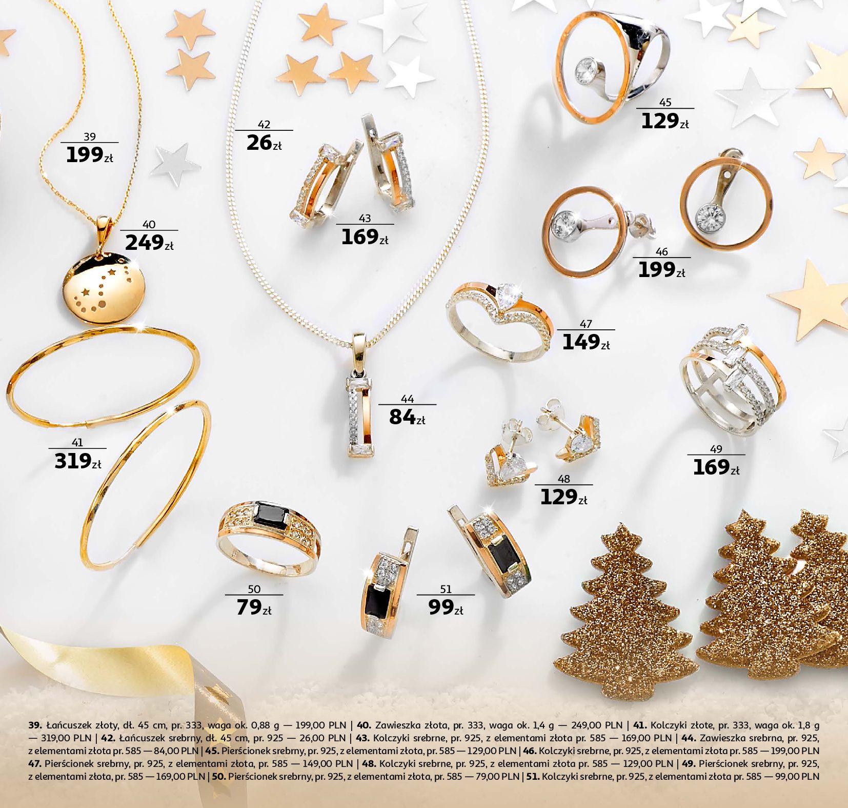 Gazetka Auchan - Biżuteria-19.11.2019-31.12.2019-page-5