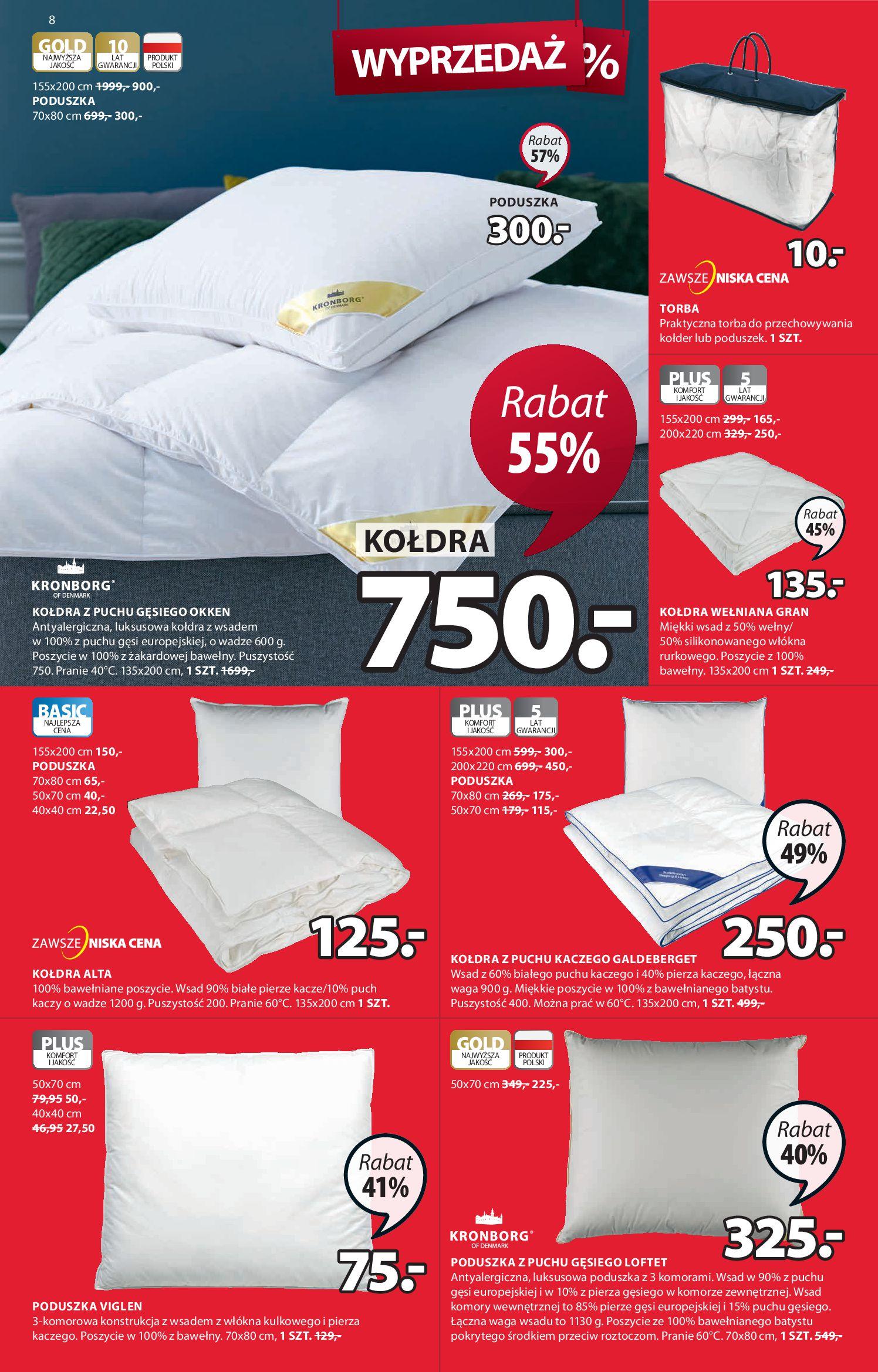 Gazetka Jysk - Oferta tygodnia-08.01.2020-22.01.2020-page-8