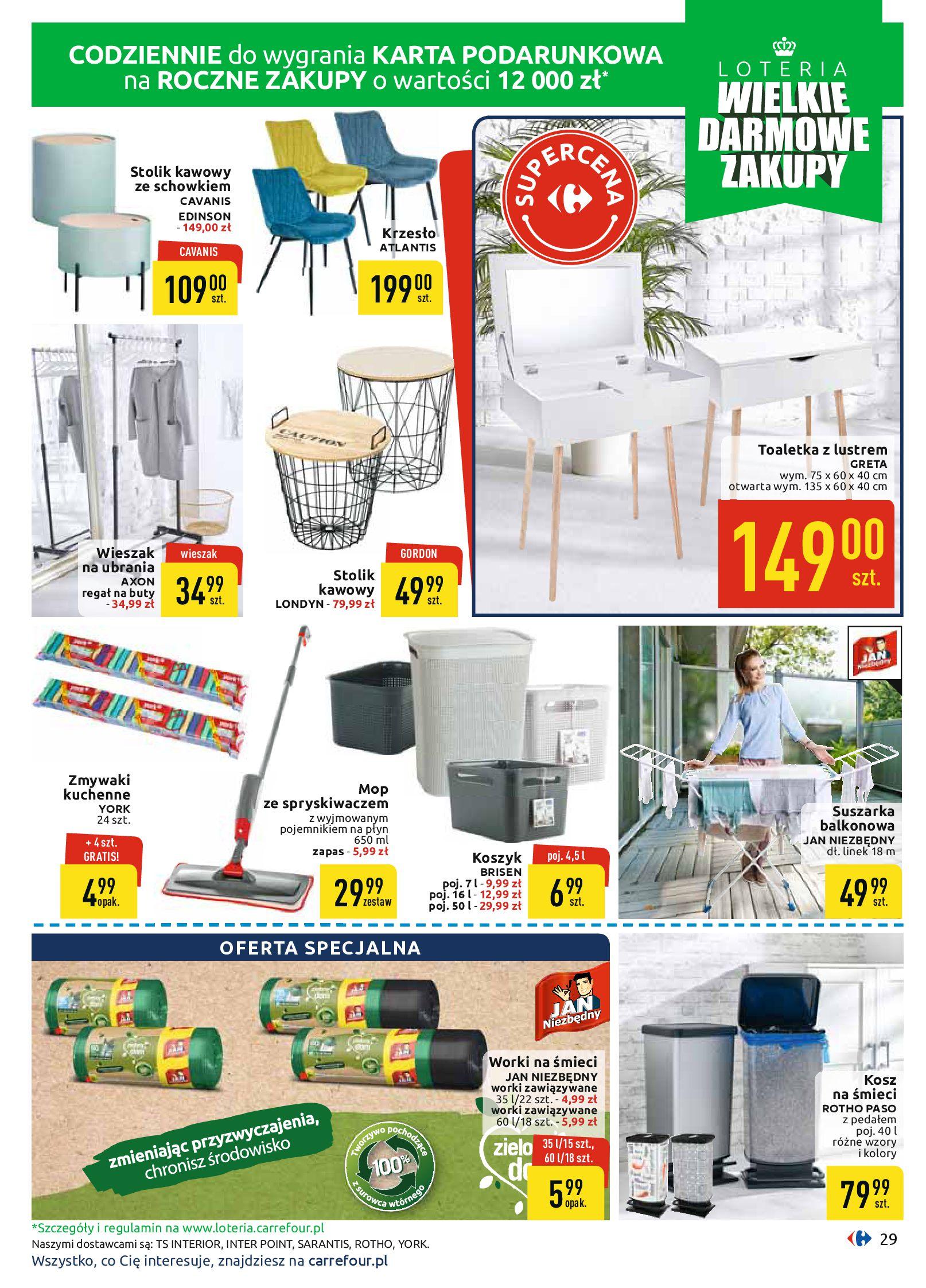 Gazetka Carrefour - Wszyscy zasługujemy na najlepsze-07.10.2019-12.10.2019-page-