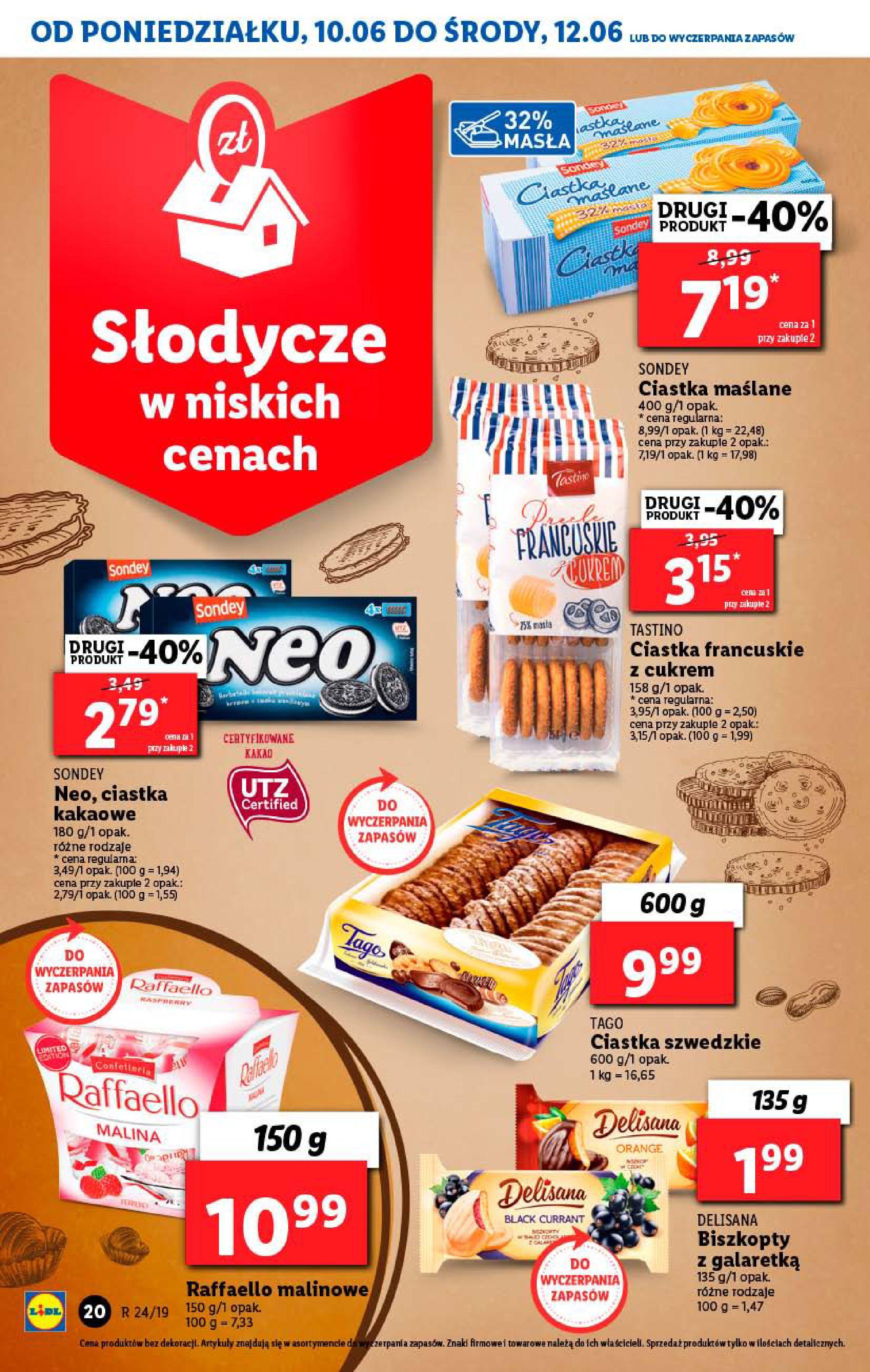 Gazetka Lidl - Od poniedziałku-09.06.2019-12.06.2019-page-