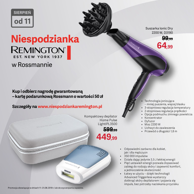 Gazetka Rossmann - Oferta promocyjna-31.07.2019-15.08.2019-page-