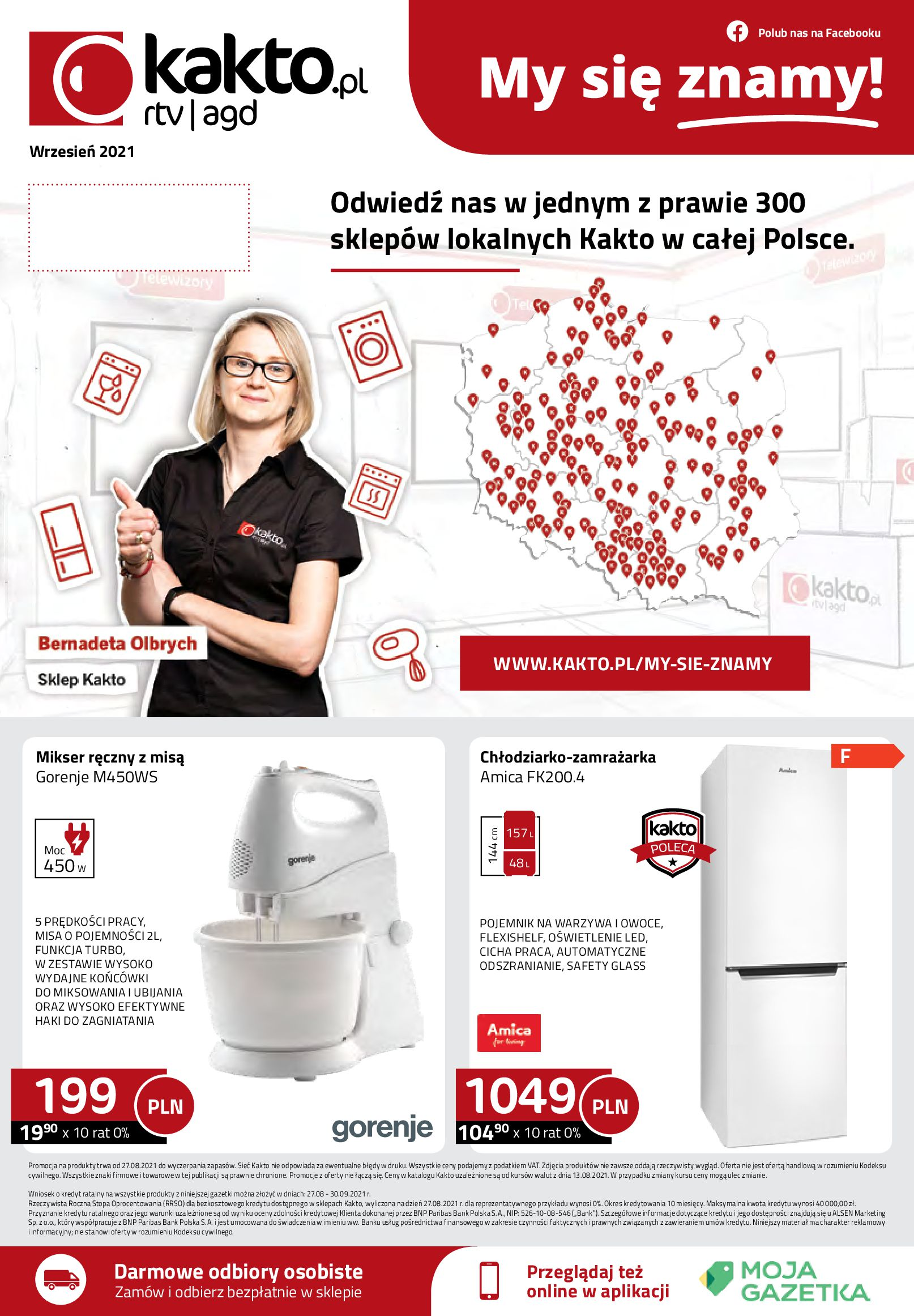Gazetka kakto.pl: Gazetka kakto.pl 2021-09-01 page-8