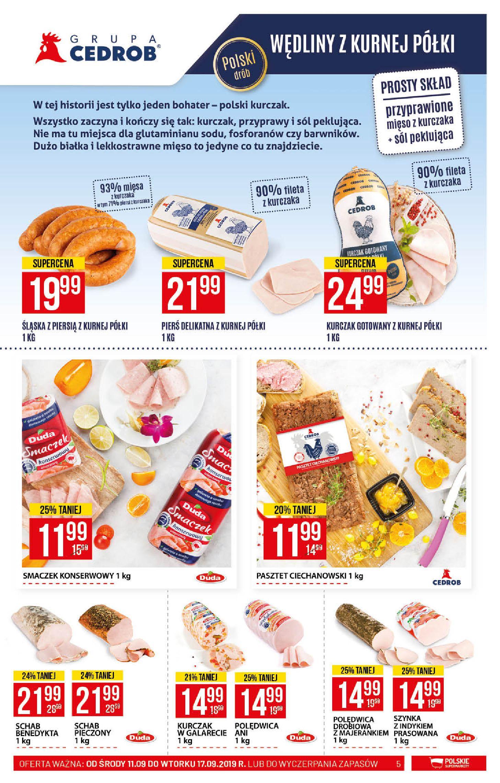 Gazetka Polomarket - Oferta promocyjna-10.09.2019-17.09.2019-page-5