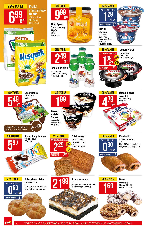 Gazetka Polomarket - Oferta promocyjna-10.09.2019-17.09.2019-page-8