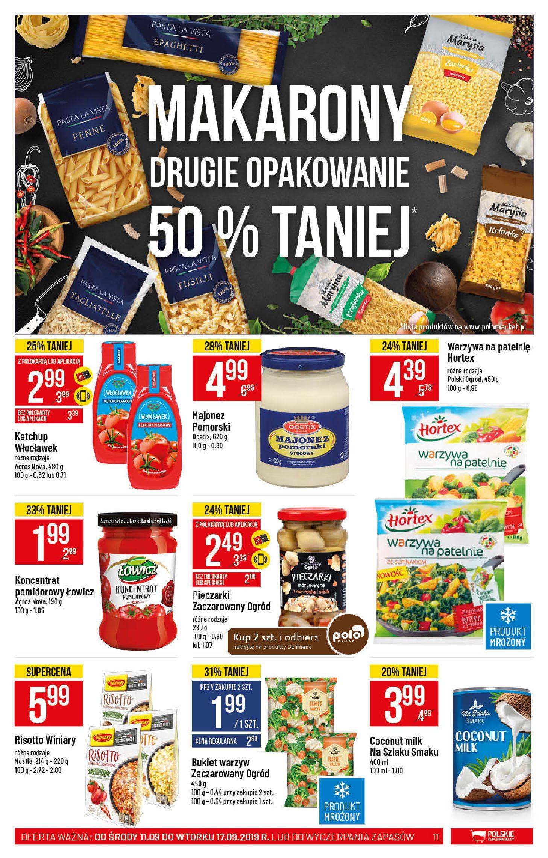Gazetka Polomarket - Oferta promocyjna-10.09.2019-17.09.2019-page-11
