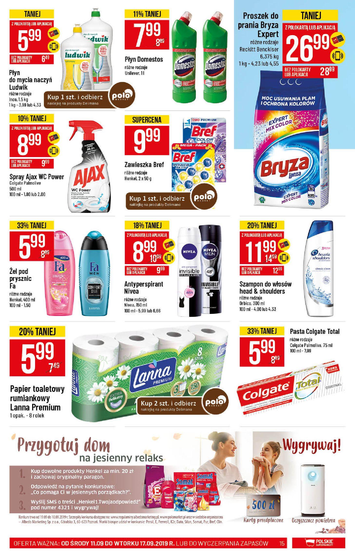 Gazetka Polomarket - Oferta promocyjna-10.09.2019-17.09.2019-page-15