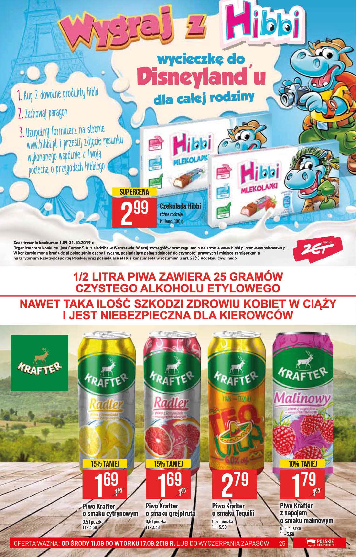 Gazetka Polomarket - Oferta promocyjna-10.09.2019-17.09.2019-page-25