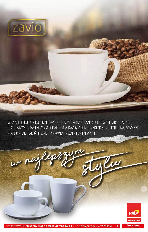 Gazetka Polomarket - Oferta promocyjna-10.09.2019-17.09.2019-page-31