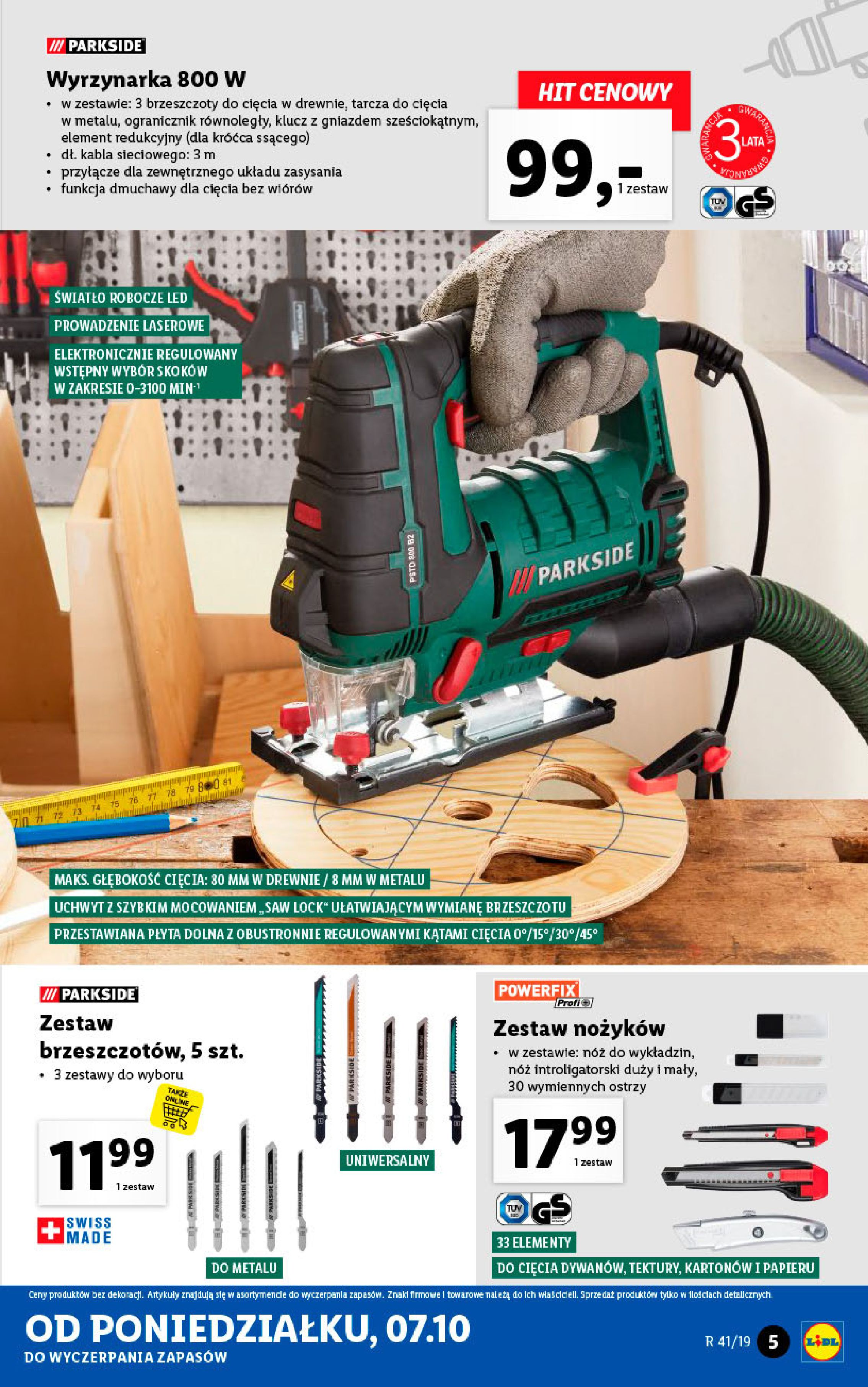 Gazetka Lidl - Katalog-06.10.2019-12.10.2019-page-