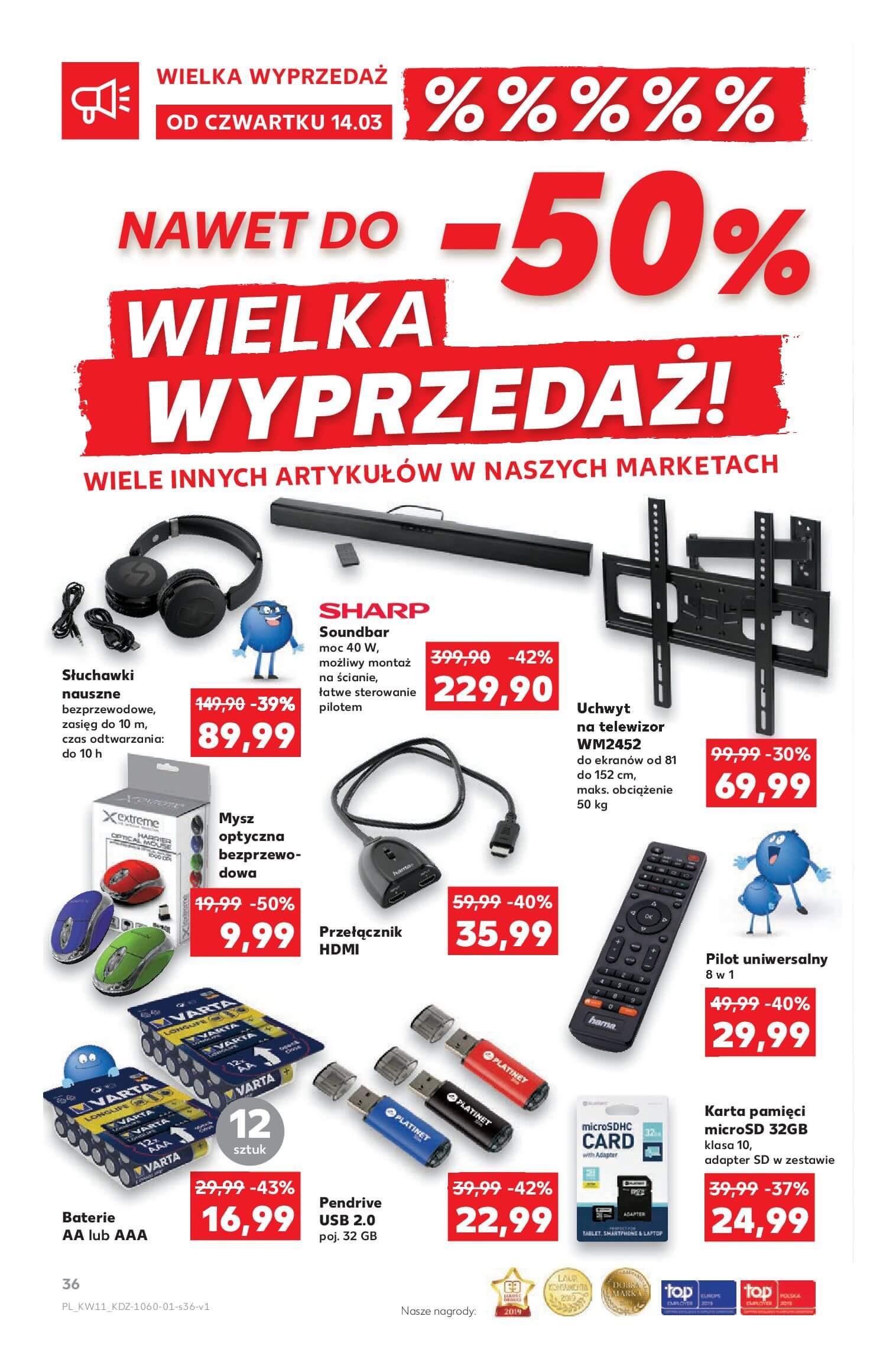 Gazetka Kaufland - Na dobry tydzień-13.03.2019-20.03.2019-page-
