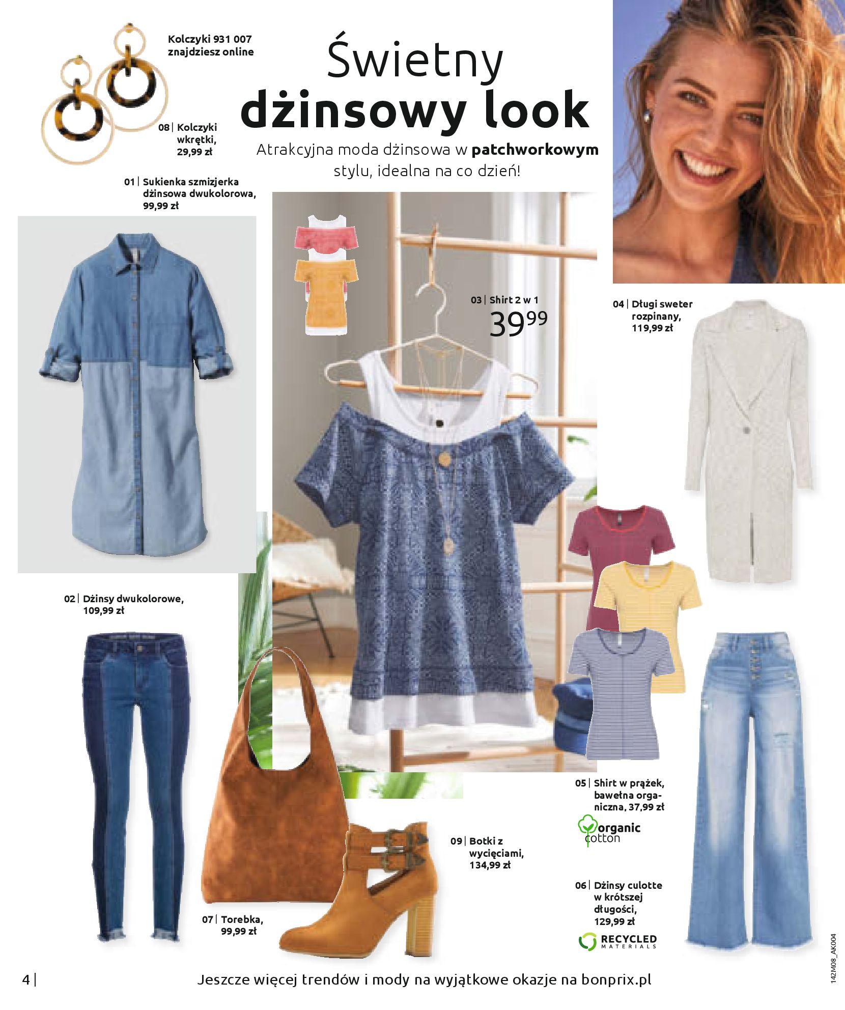 Gazetka Bonprix - Hity dżinsowej mody!-25.08.2020-10.02.2021-page-6