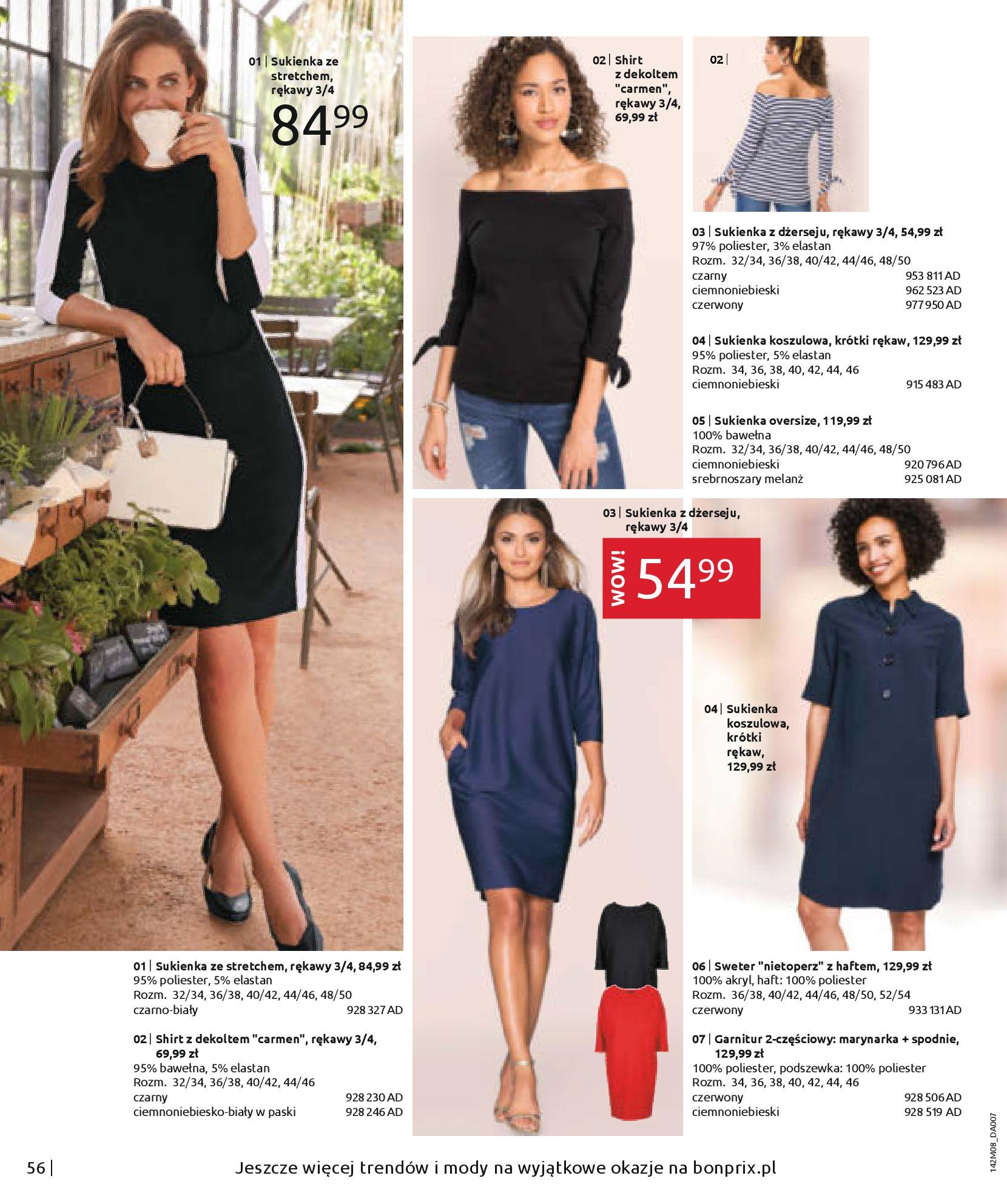 Gazetka Bonprix - Hity dżinsowej mody!-25.08.2020-10.02.2021-page-58