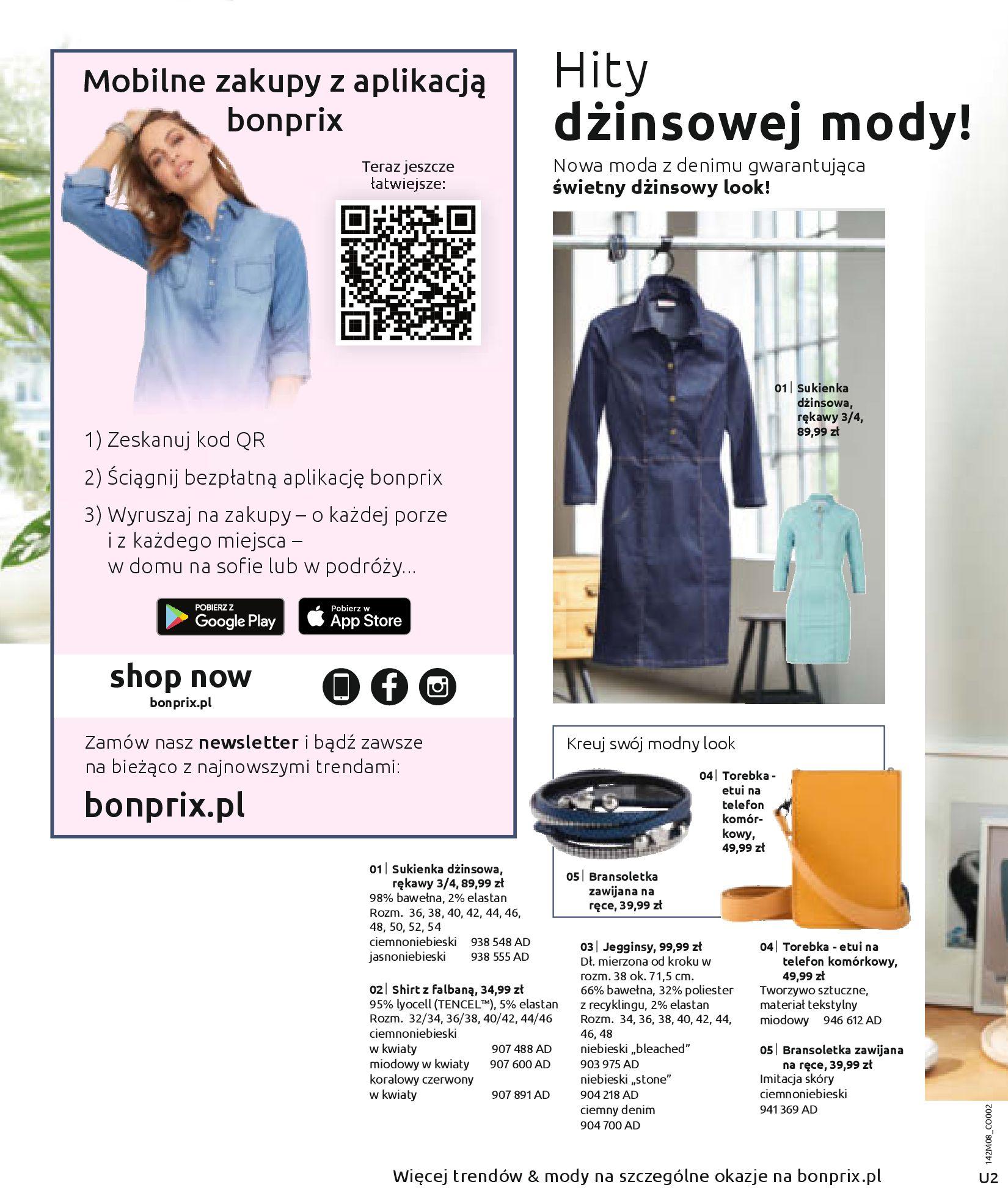 Gazetka Bonprix - Hity dżinsowej mody!-25.08.2020-10.02.2021-page-2