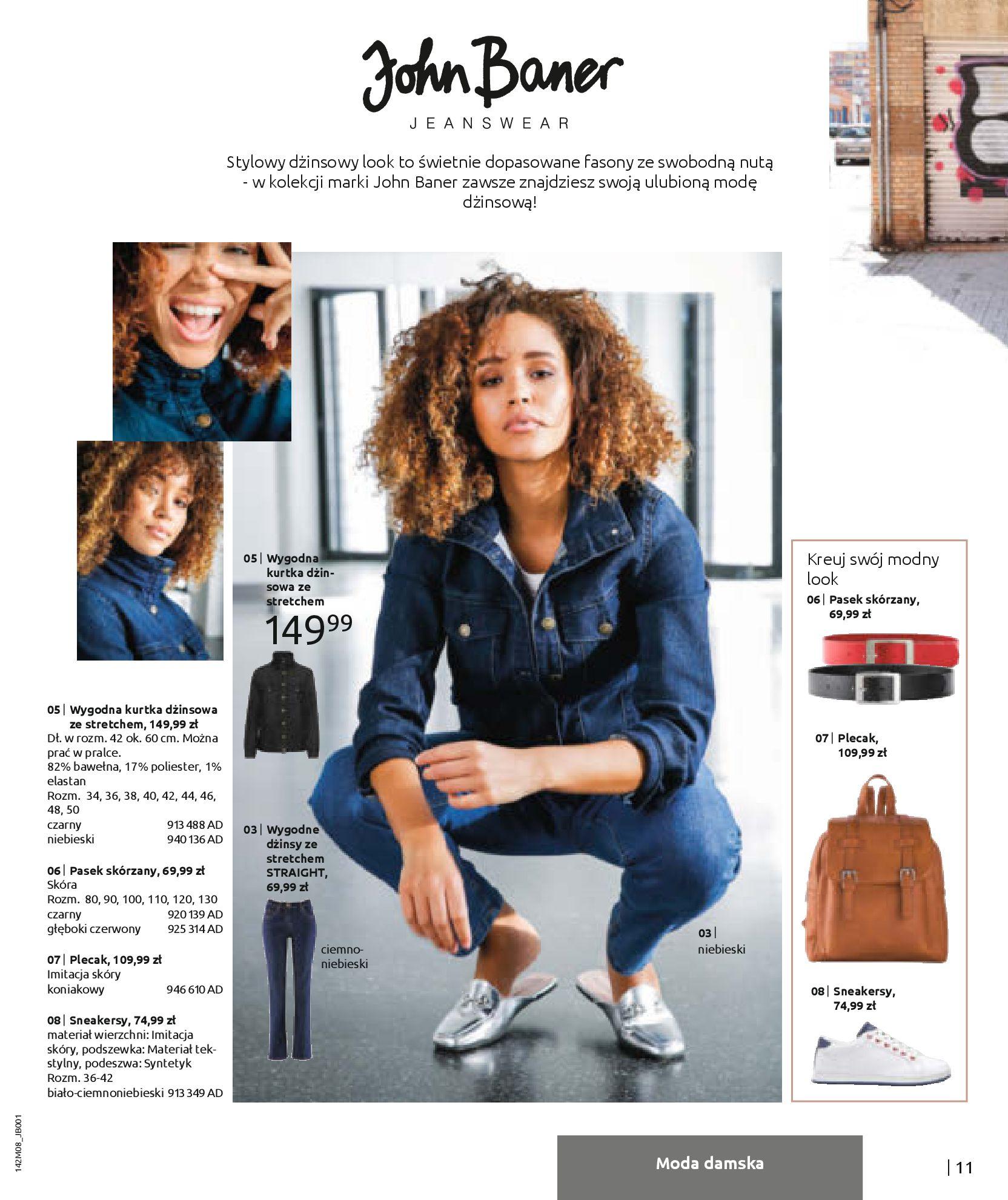 Gazetka Bonprix - Hity dżinsowej mody!-25.08.2020-10.02.2021-page-13