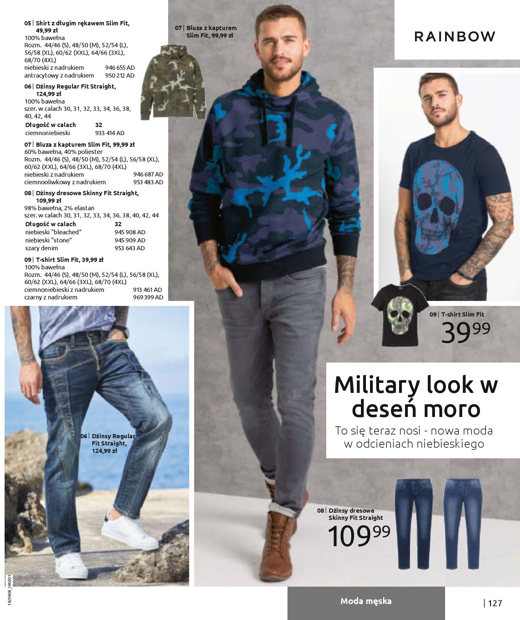 Gazetka Bonprix - Hity dżinsowej mody!-25.08.2020-10.02.2021-page-129