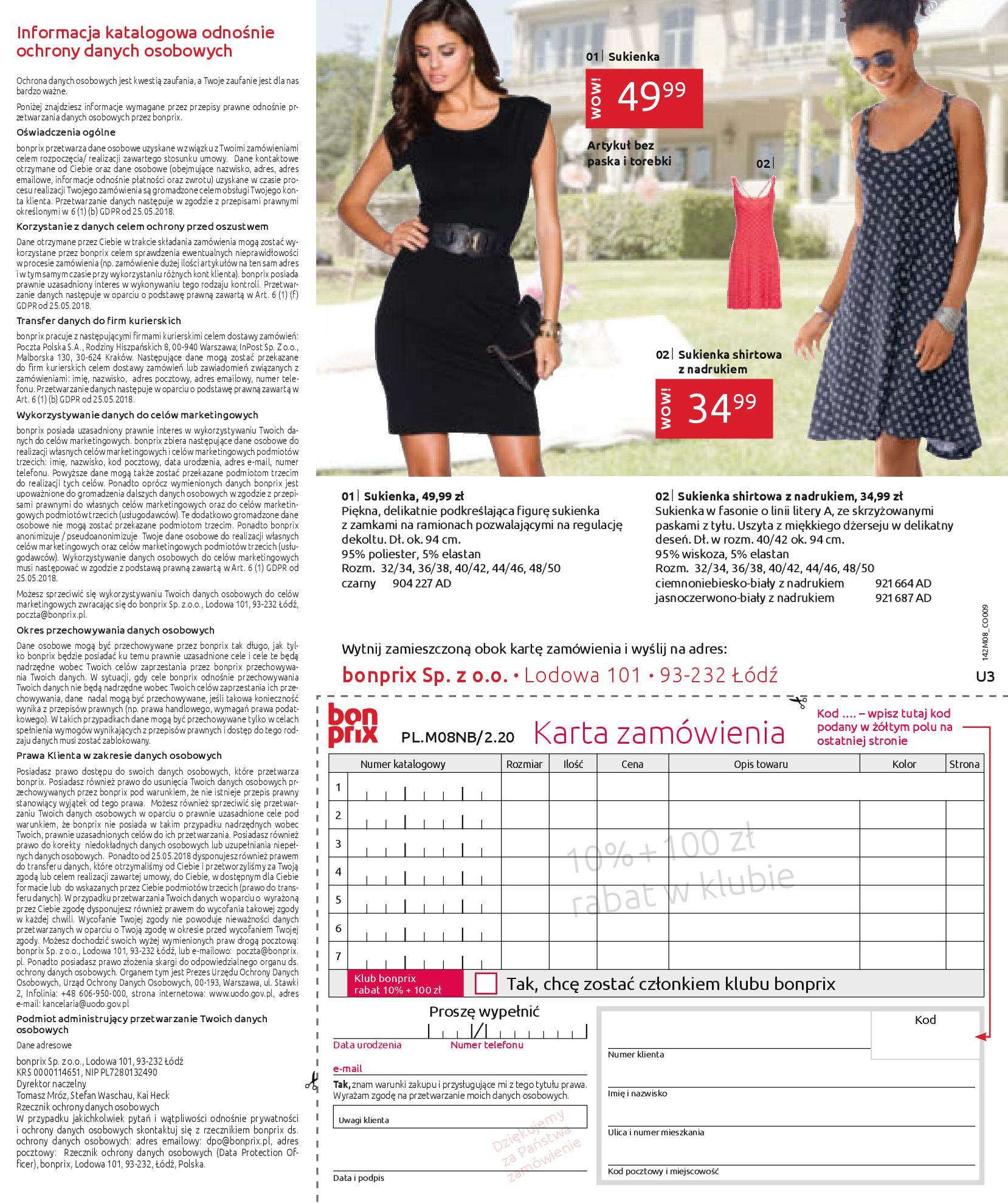 Gazetka Bonprix - Hity dżinsowej mody!-25.08.2020-10.02.2021-page-147