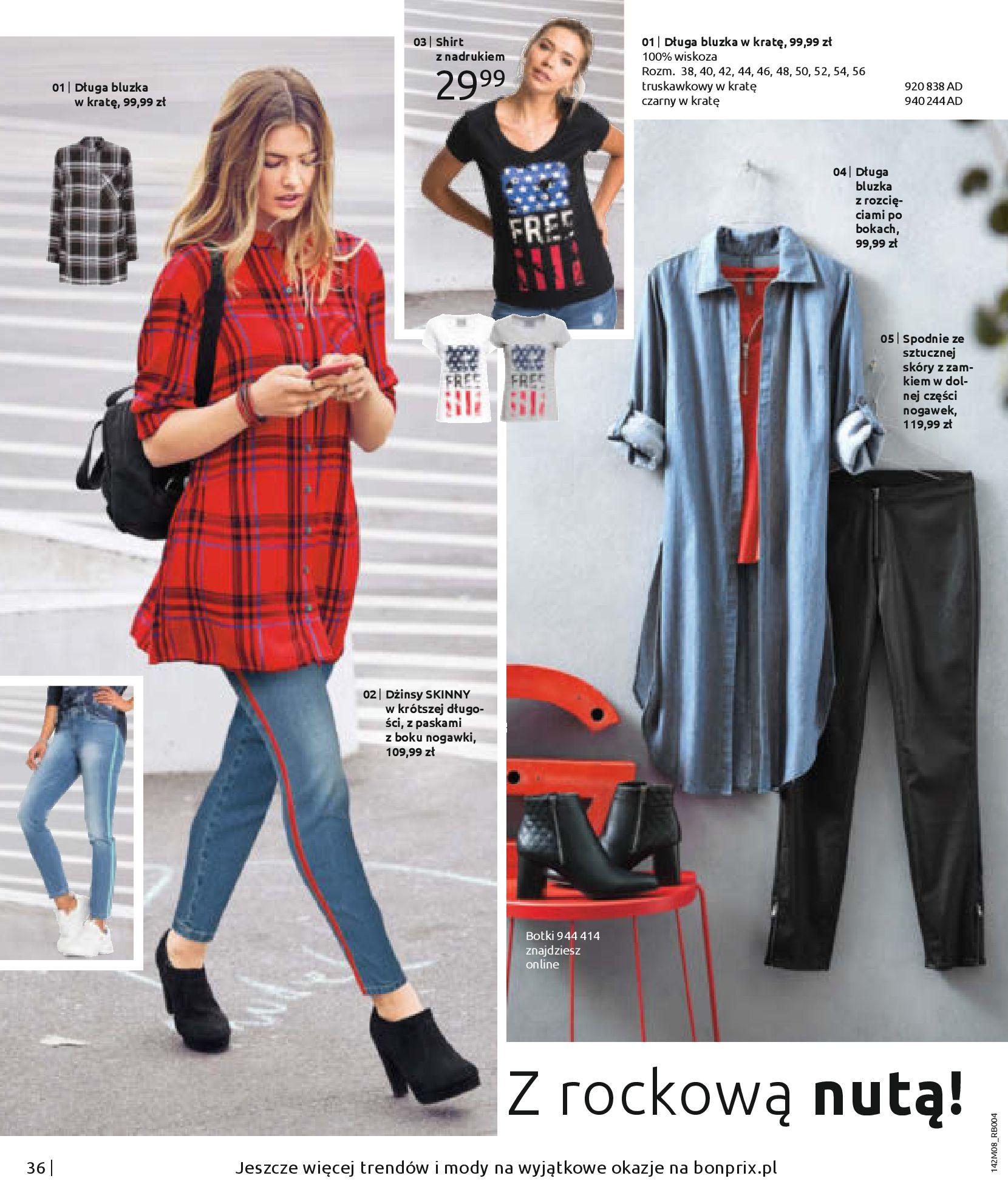 Gazetka Bonprix - Hity dżinsowej mody!-25.08.2020-10.02.2021-page-38