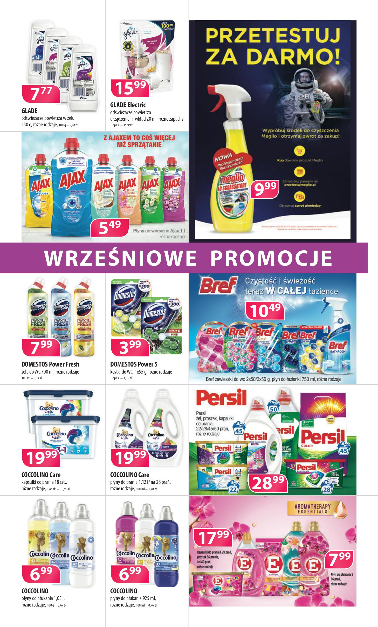 Gazetka Drogerie Polskie: Gazetka Drogerie Polskie 2021-09-10 page-8