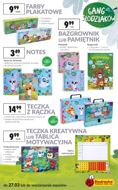 Gazetka Biedronka - Okazje tygodnia-10.03.2019-27.03.2019-page-