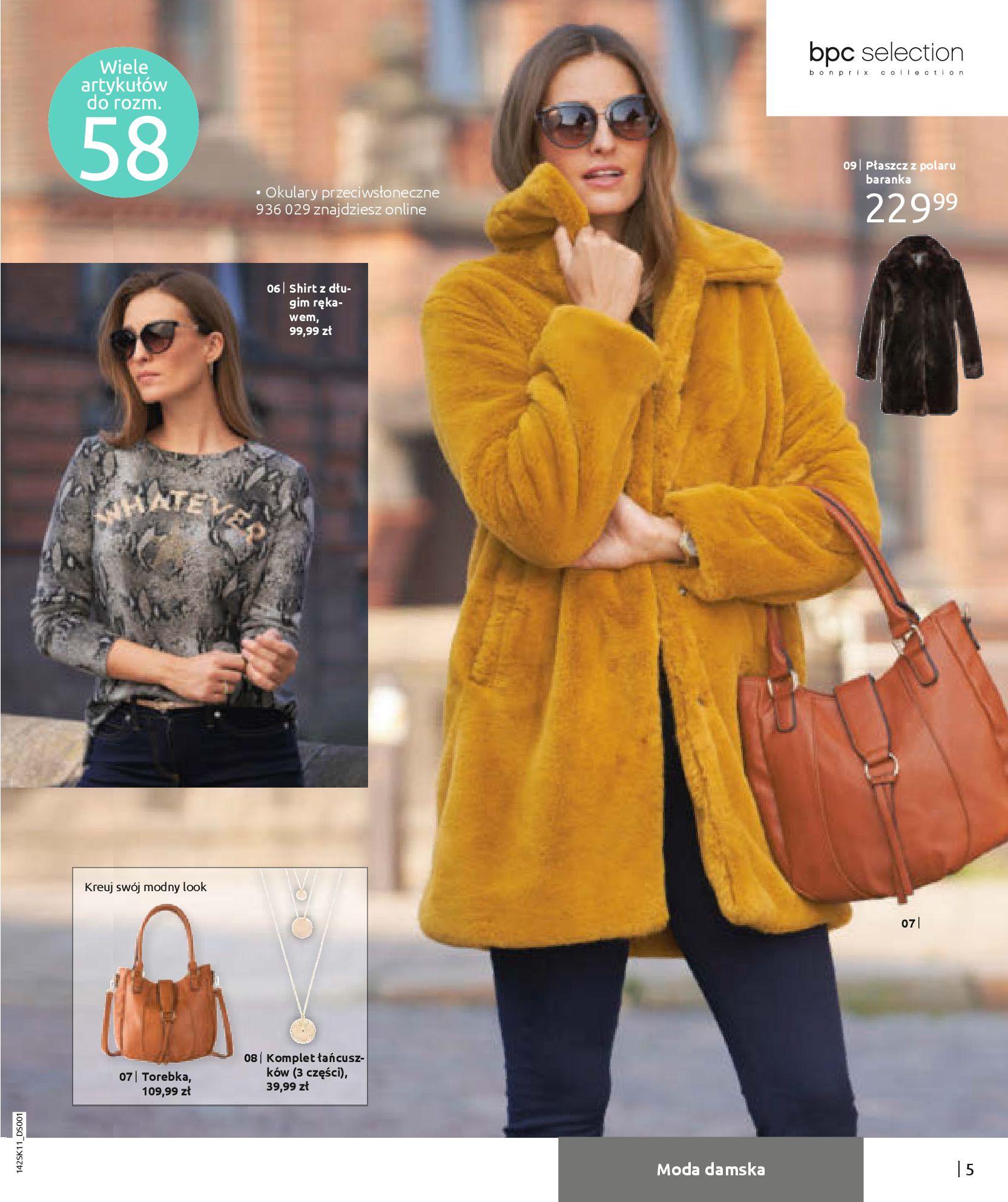 Gazetka Bonprix: Hity mody 2020-11-18 page-7