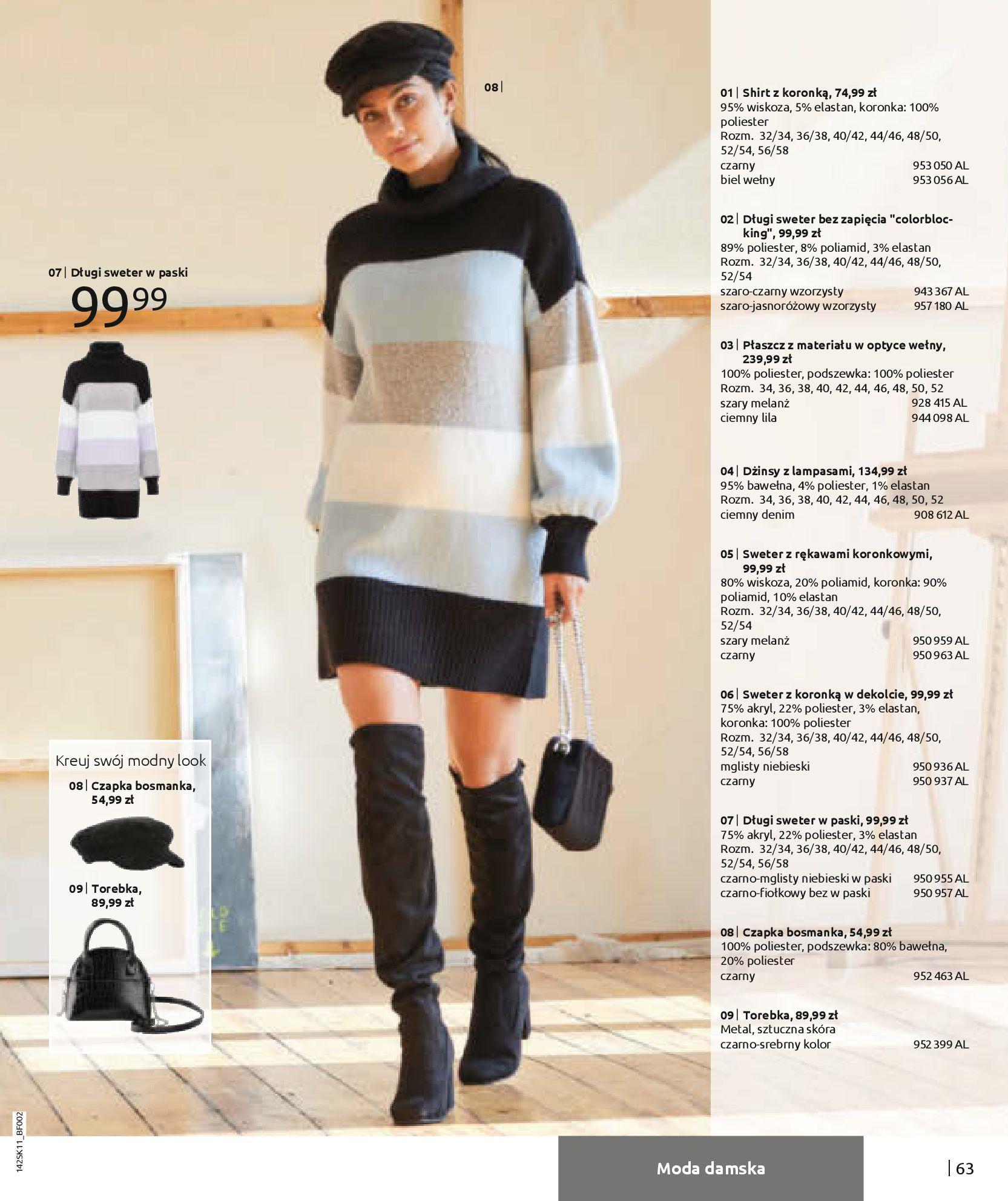 Gazetka Bonprix: Hity mody 2020-11-18 page-65