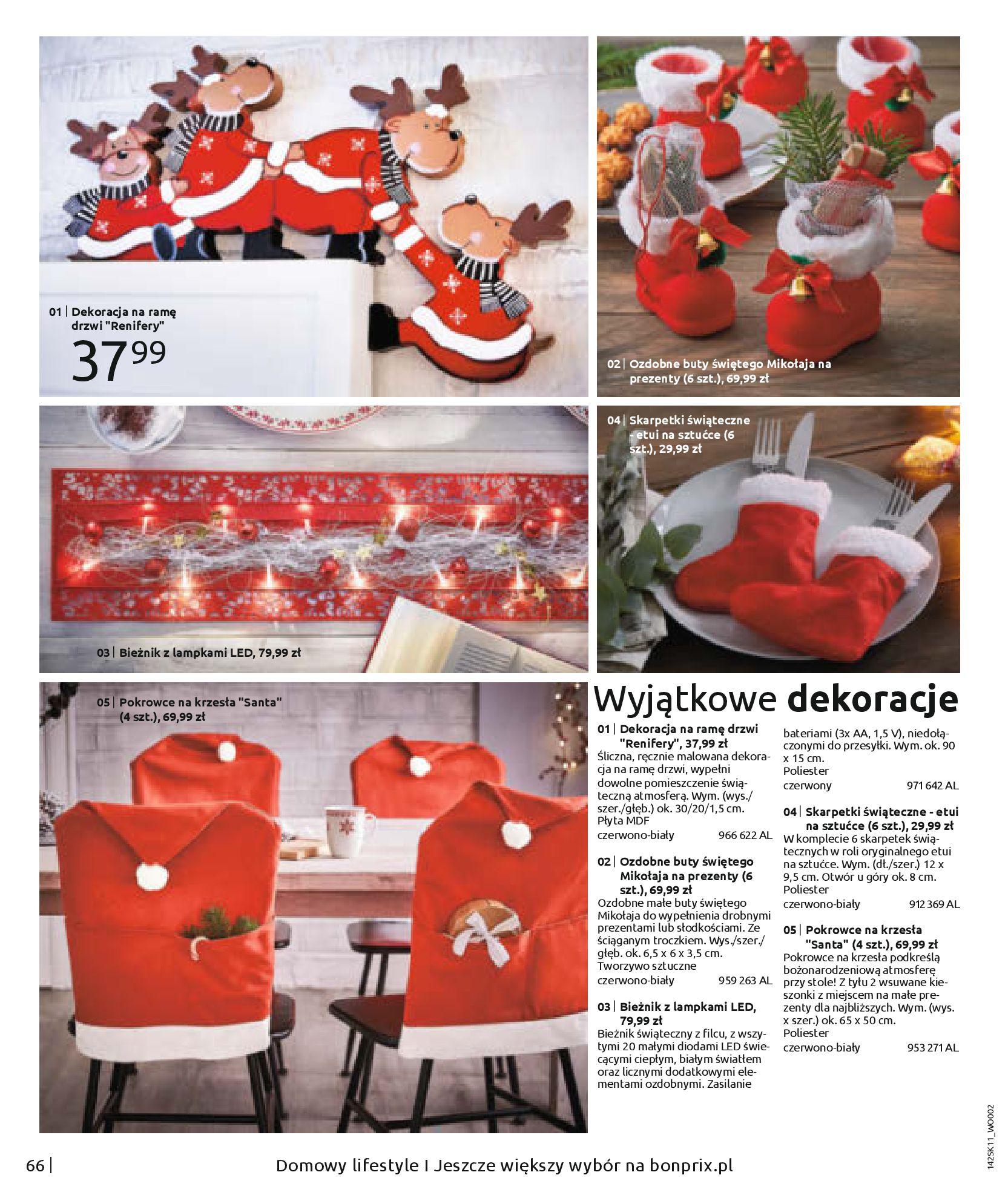 Gazetka Bonprix: Hity mody 2020-11-18 page-68