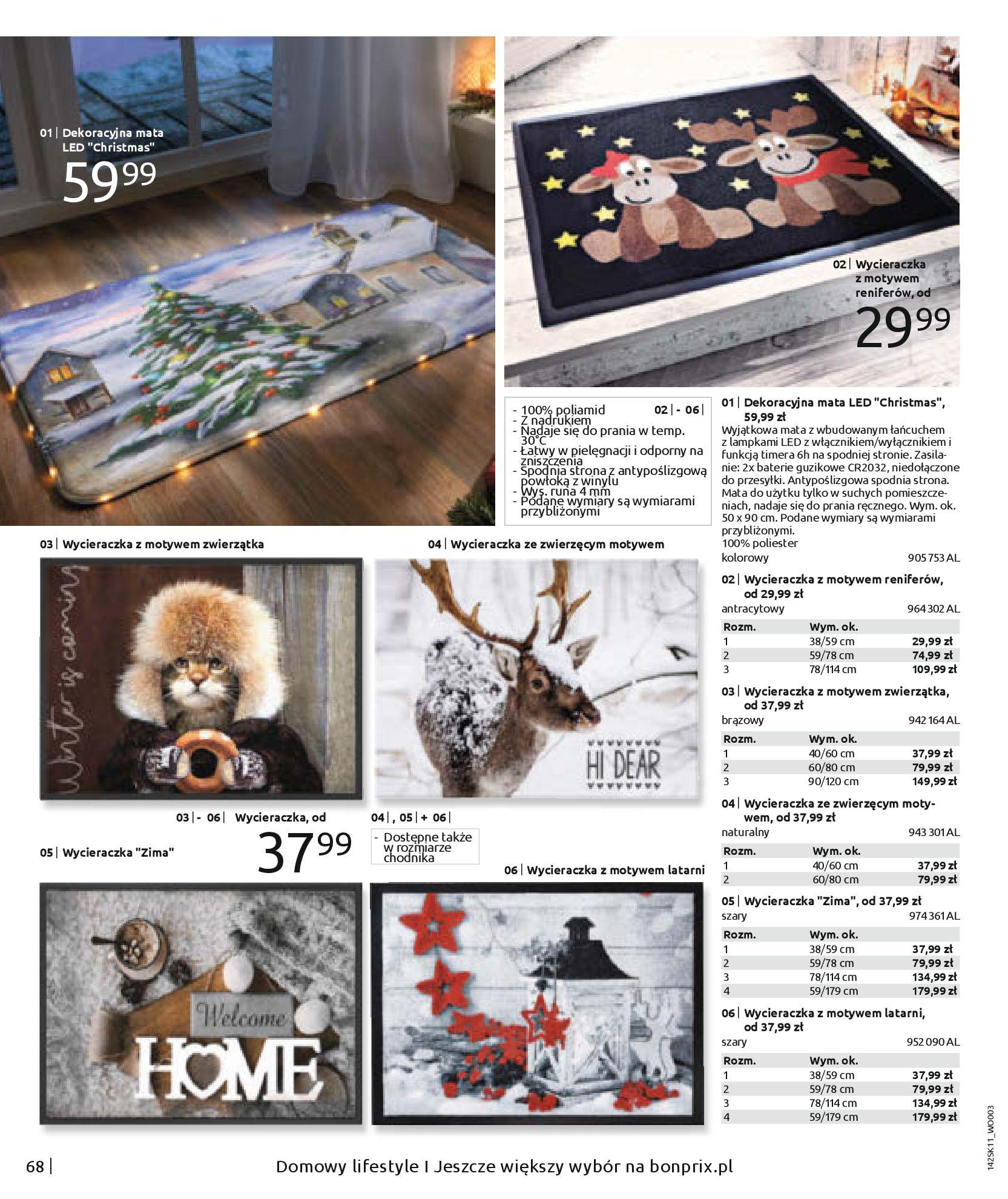 Gazetka Bonprix: Hity mody 2020-11-18 page-70