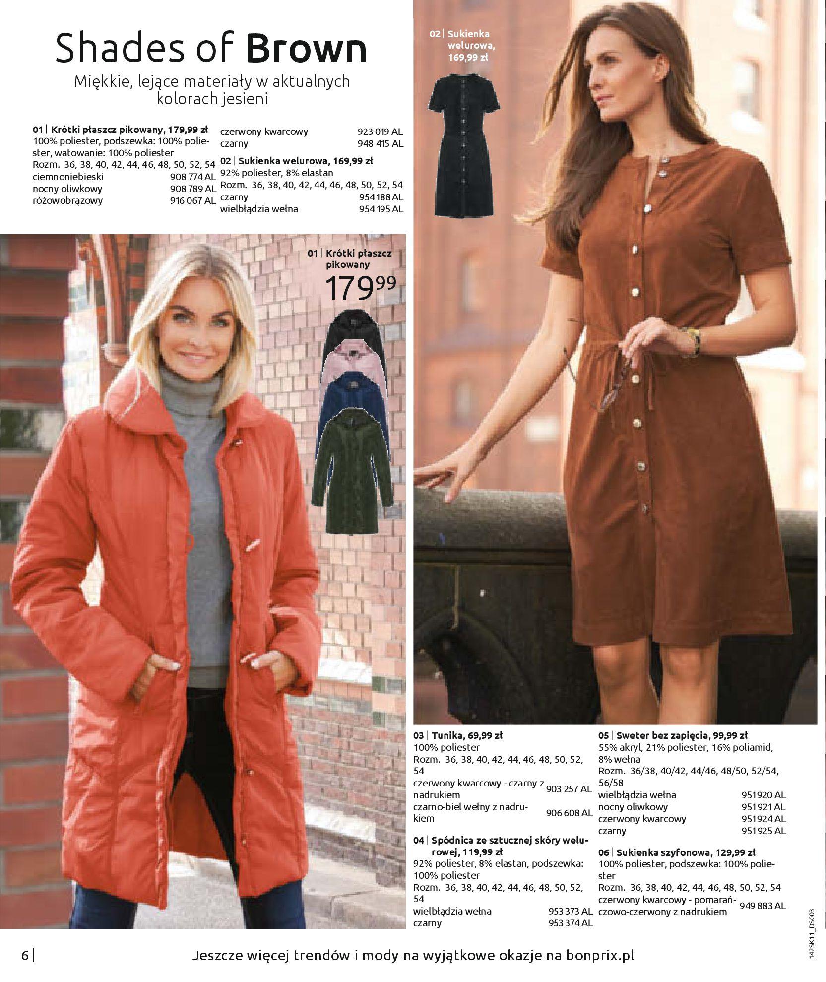 Gazetka Bonprix: Hity mody 2020-11-18 page-8