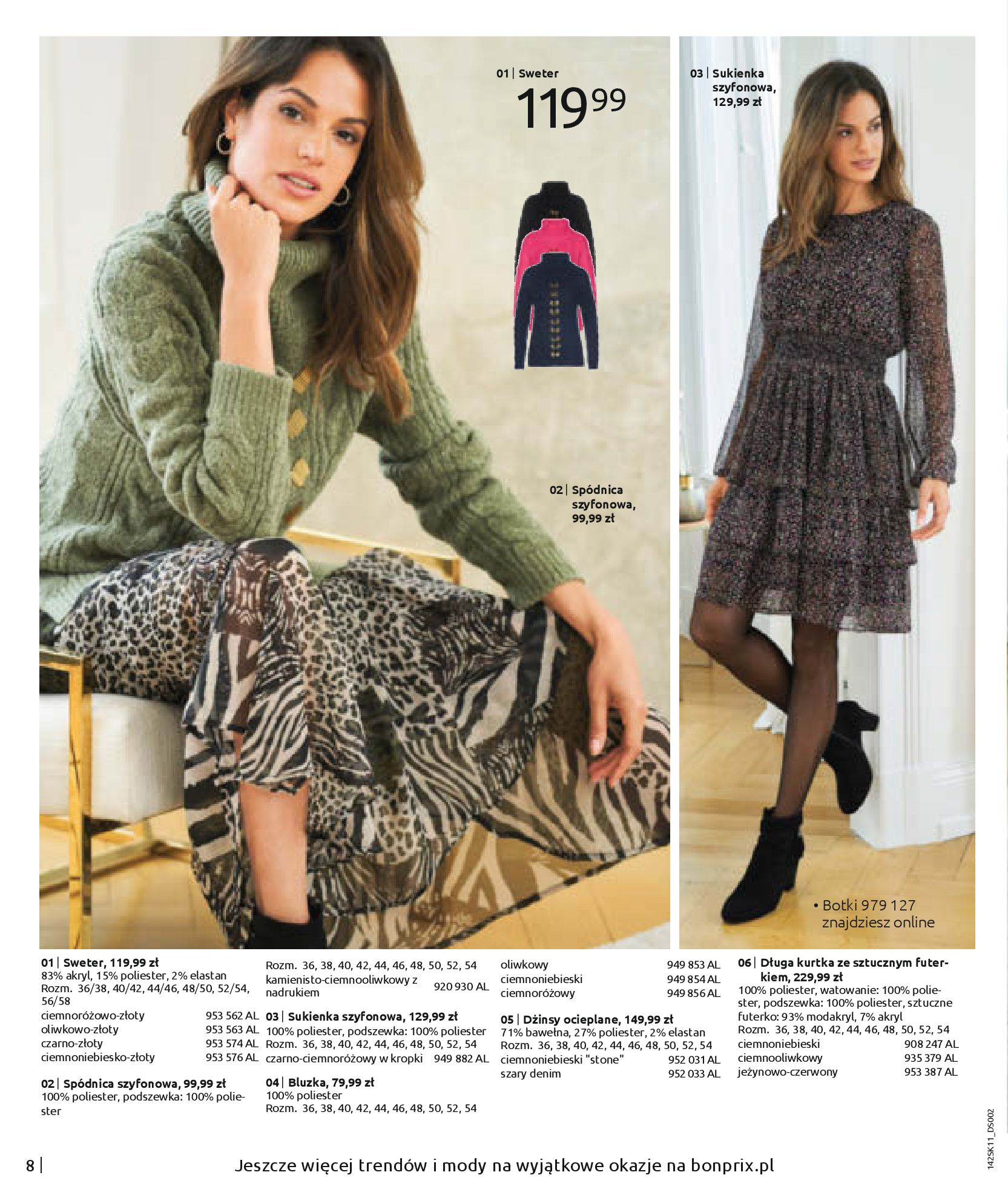 Gazetka Bonprix: Hity mody 2020-11-18 page-10