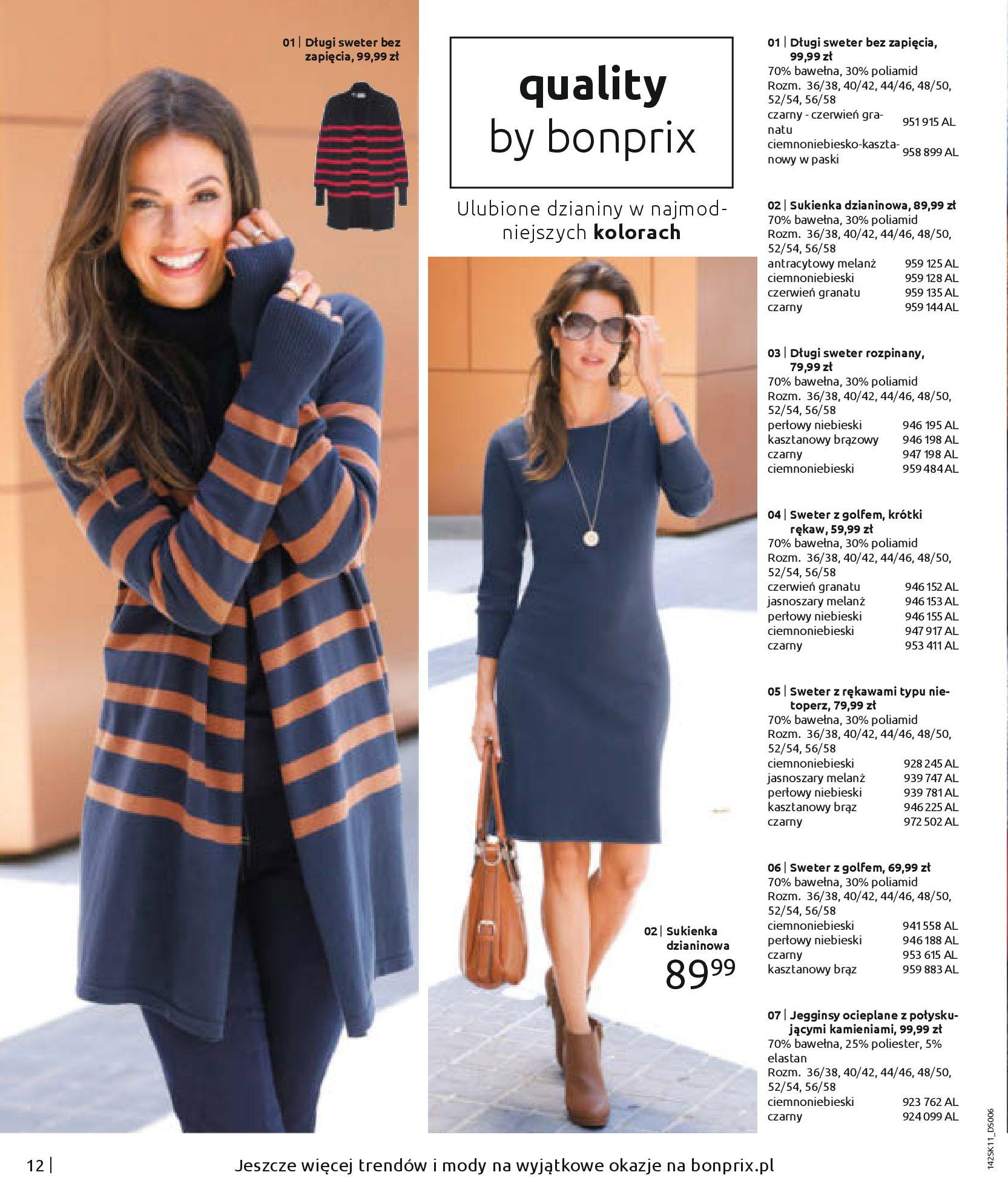 Gazetka Bonprix: Hity mody 2020-11-18 page-14