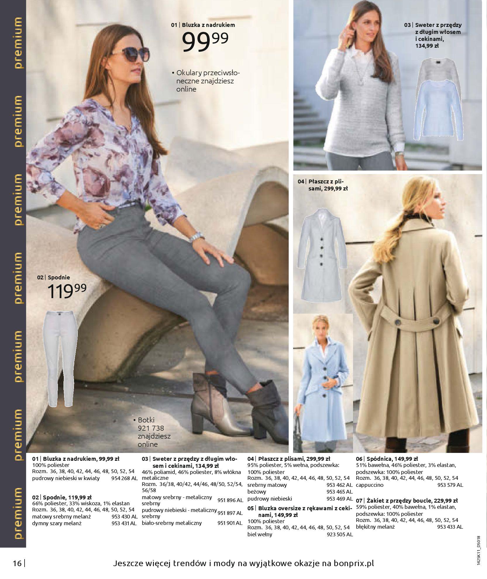 Gazetka Bonprix: Hity mody 2020-11-18 page-18