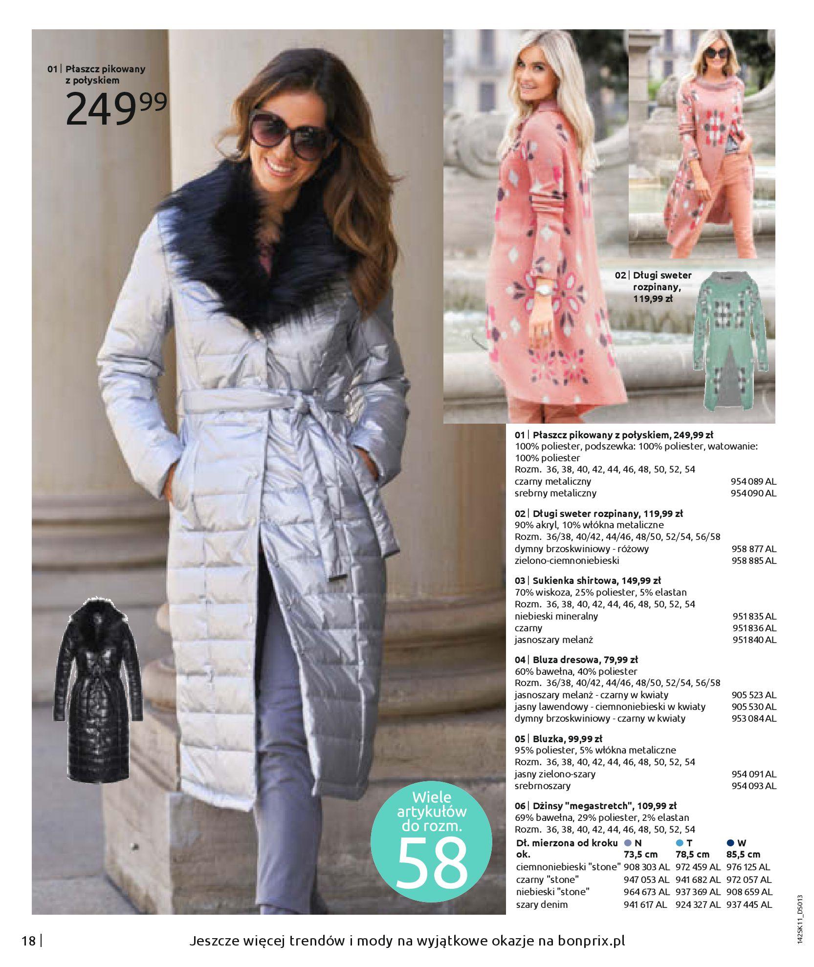 Gazetka Bonprix: Hity mody 2020-11-18 page-20
