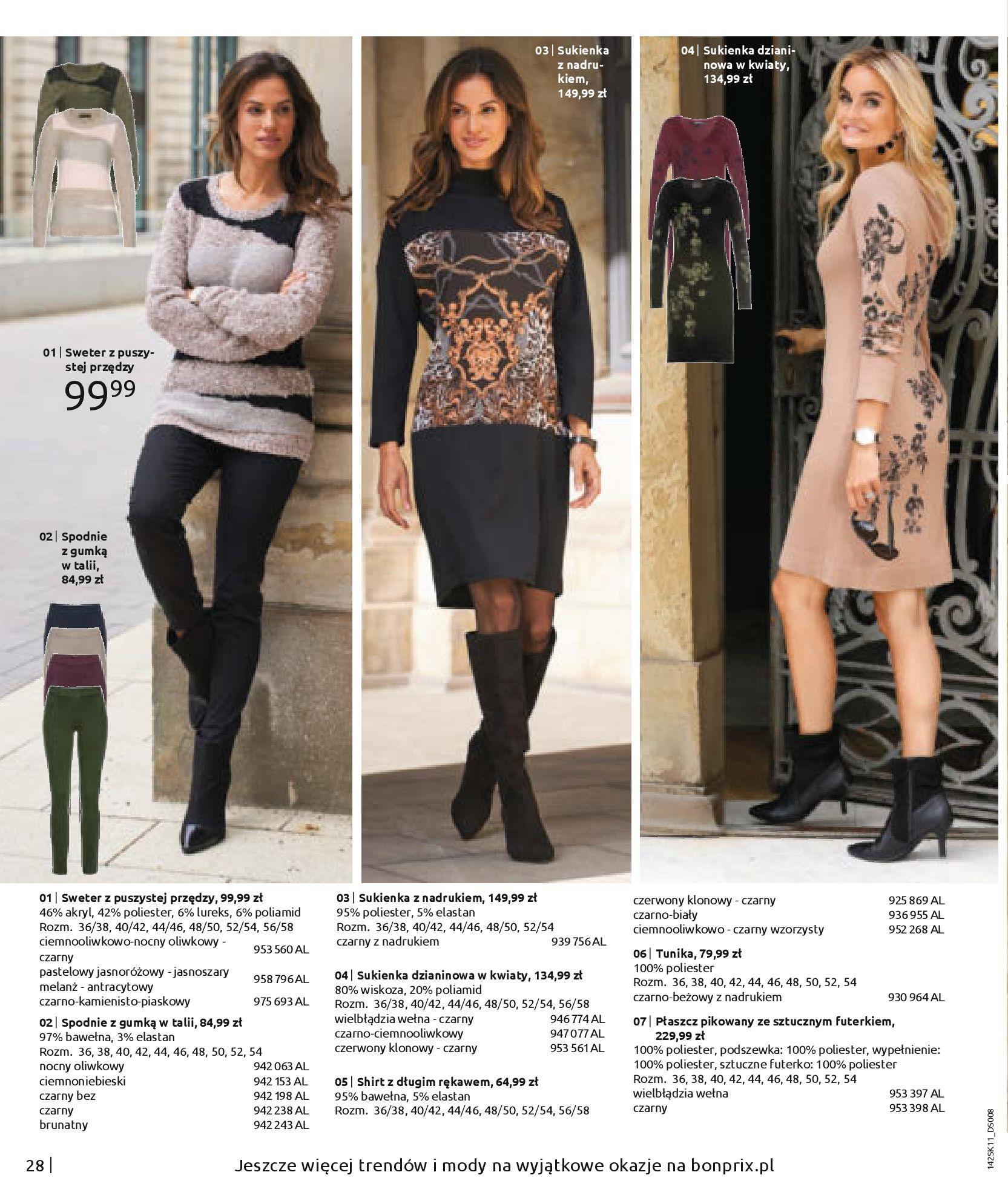 Gazetka Bonprix: Hity mody 2020-11-18 page-30