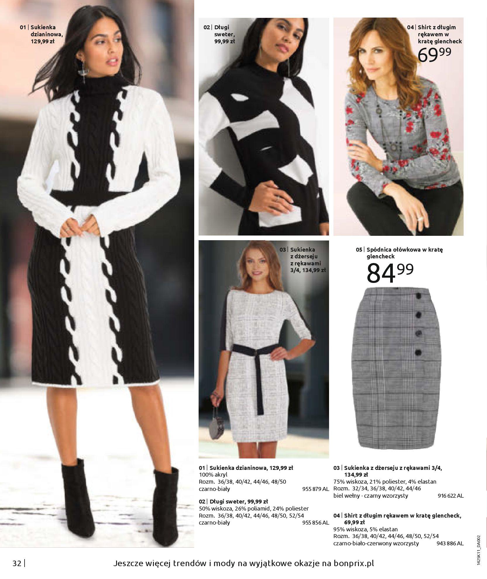 Gazetka Bonprix: Hity mody 2020-11-18 page-34