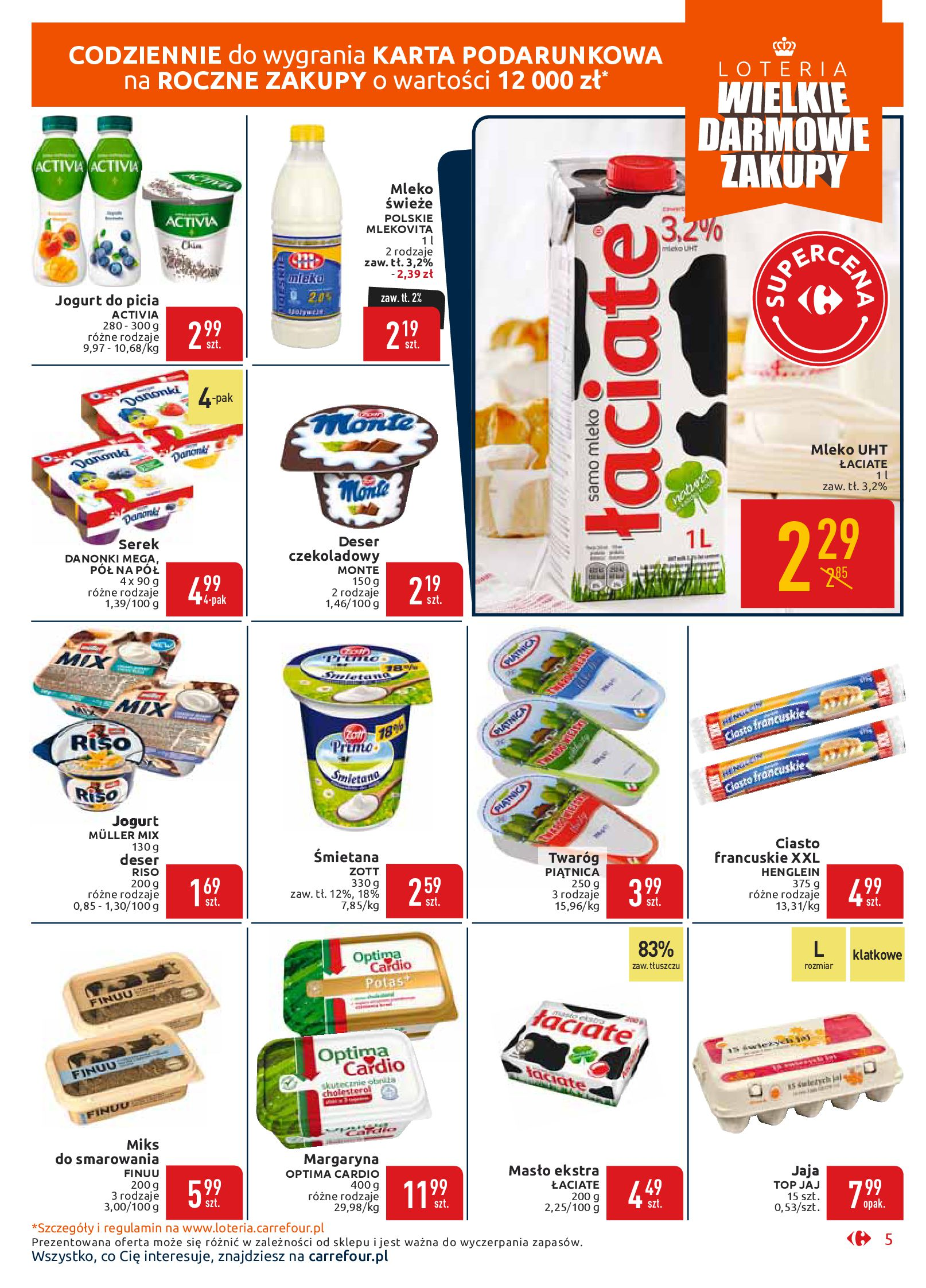 Gazetka Carrefour Market - Wszyscy zasługujemy na najlepsze-14.10.2019-19.10.2019-page-