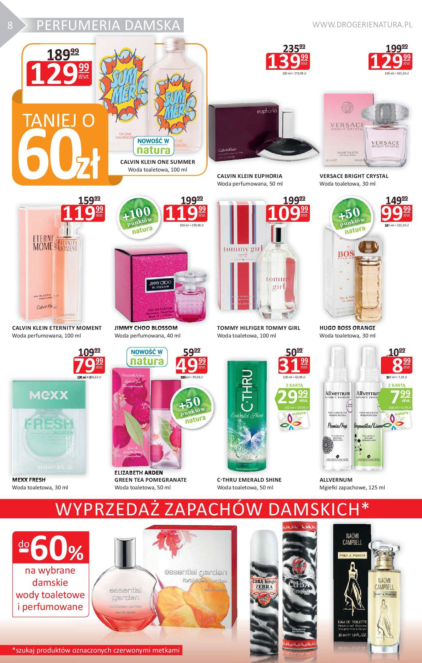 Gazetka Drogerie Natura - Oferta promocyjna-05.06.2019-19.06.2019-page-
