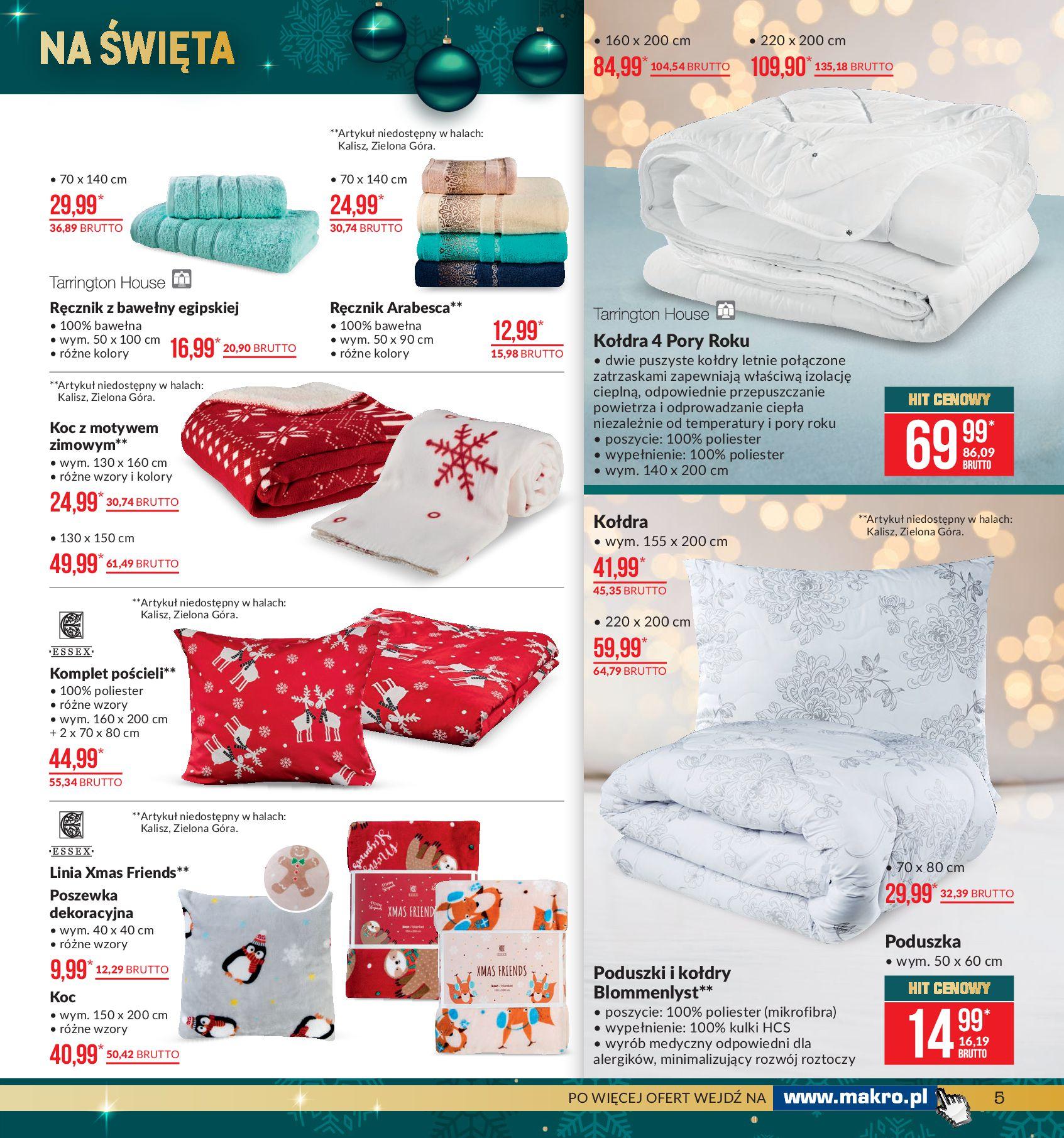 Gazetka Makro - Artykuły przemysłowe-02.12.2019-16.12.2019-page-5