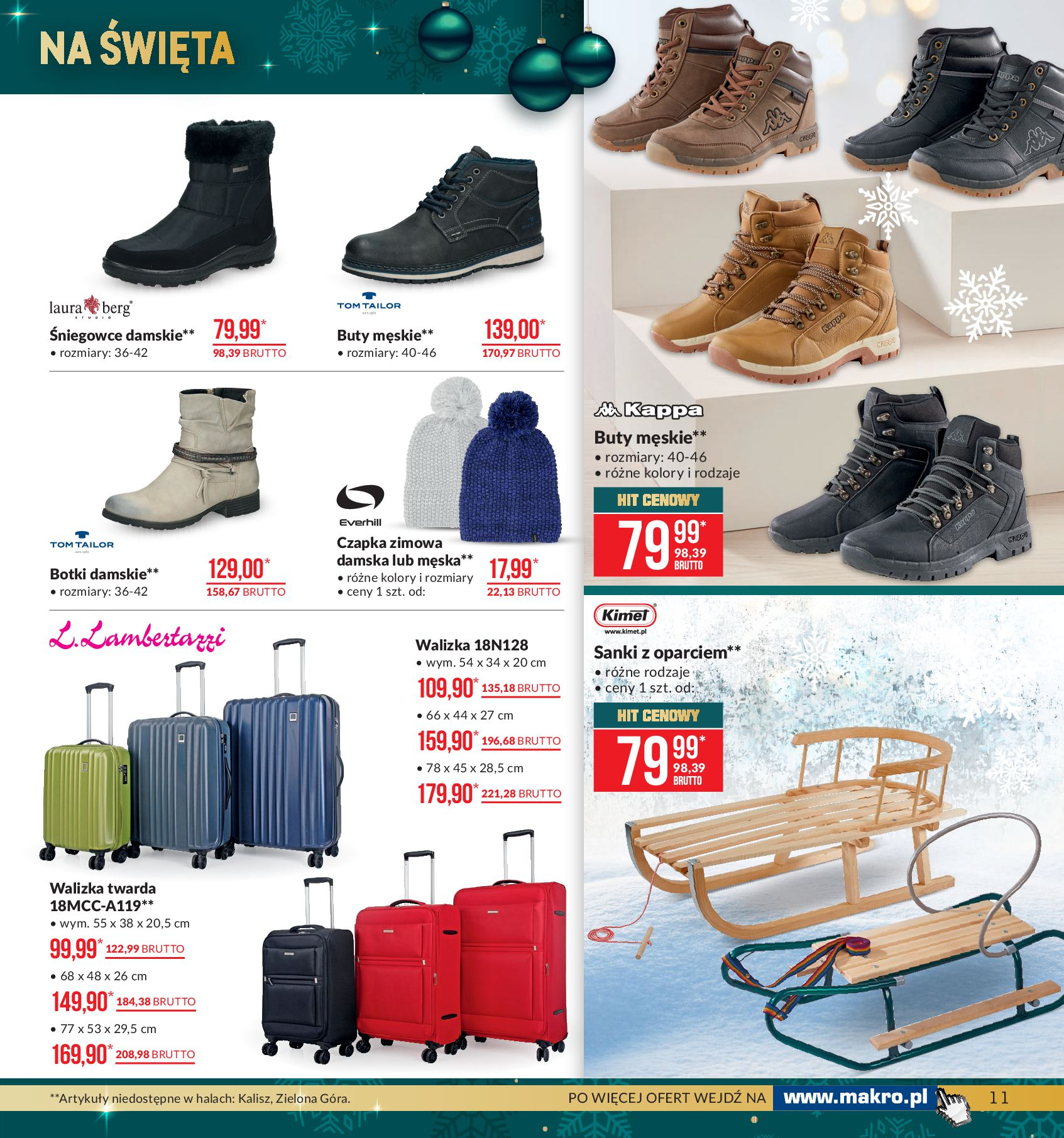 Gazetka Makro - Artykuły przemysłowe-02.12.2019-16.12.2019-page-11