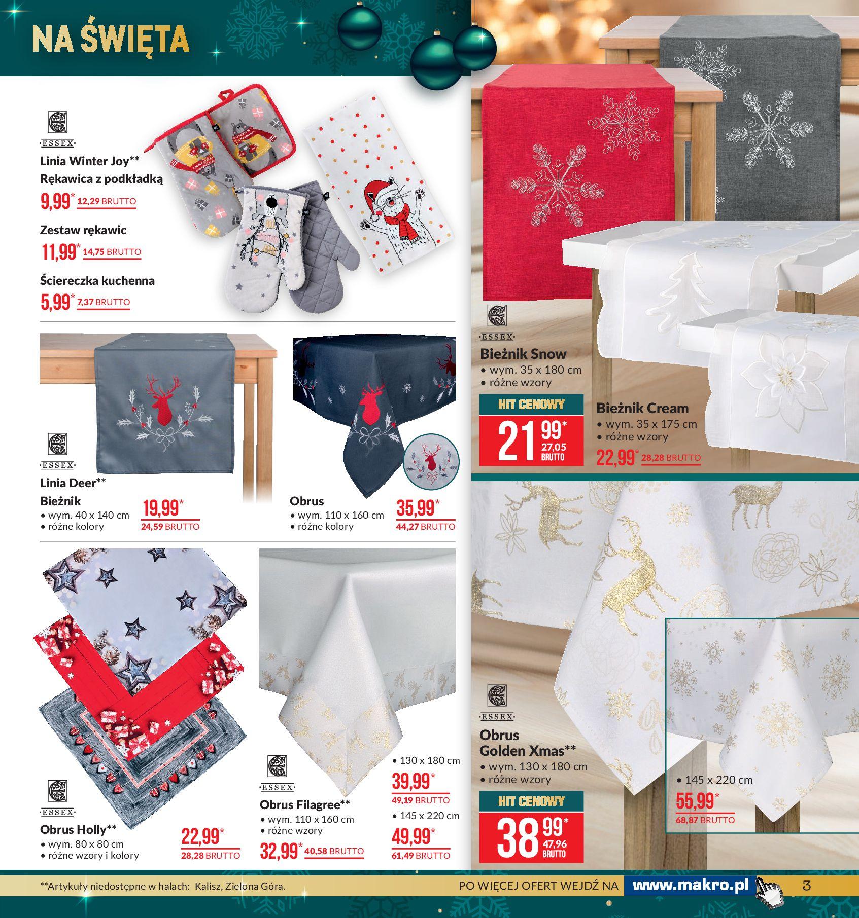 Gazetka Makro - Artykuły przemysłowe-02.12.2019-16.12.2019-page-3