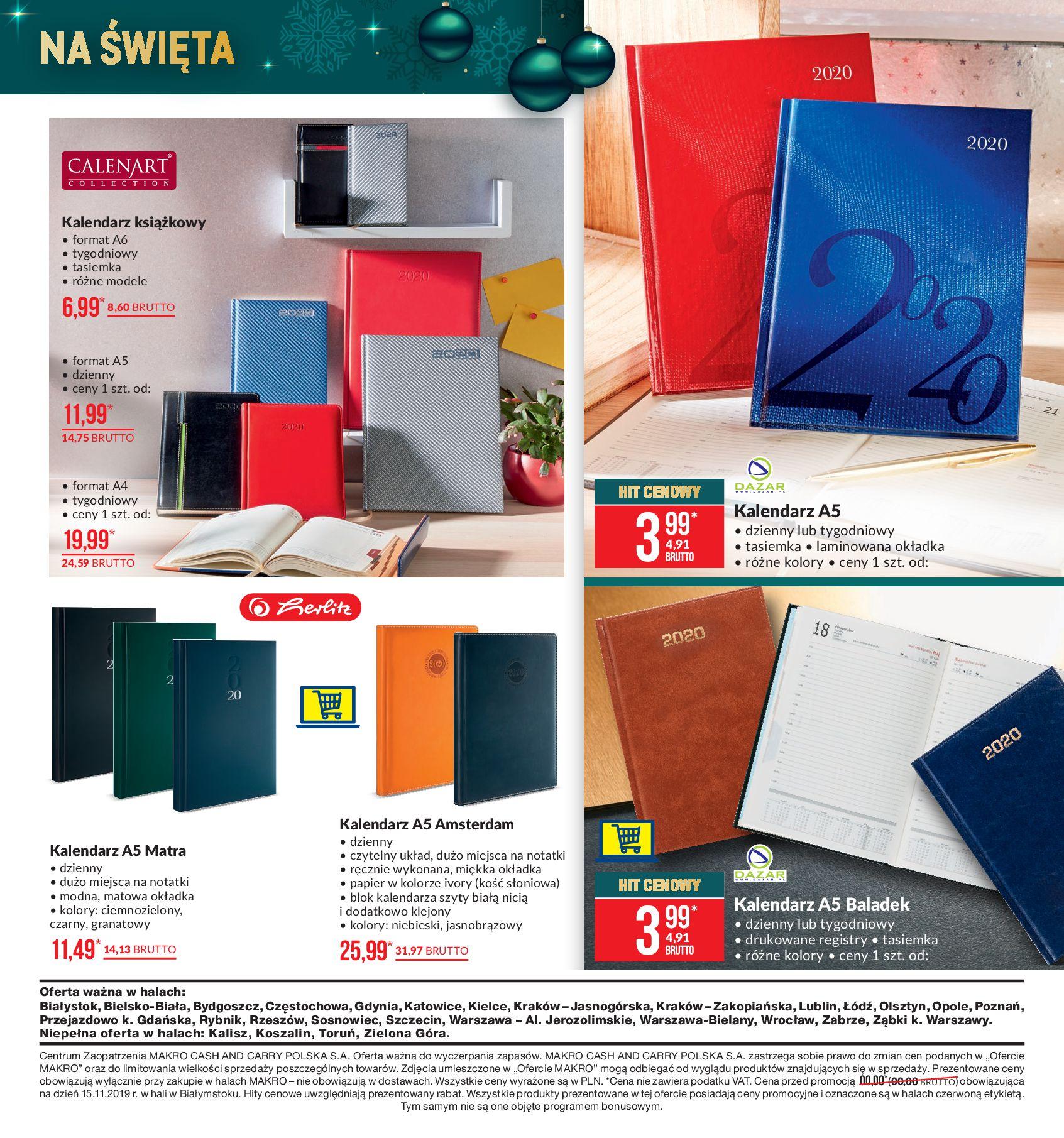 Gazetka Makro - Artykuły przemysłowe-02.12.2019-16.12.2019-page-23