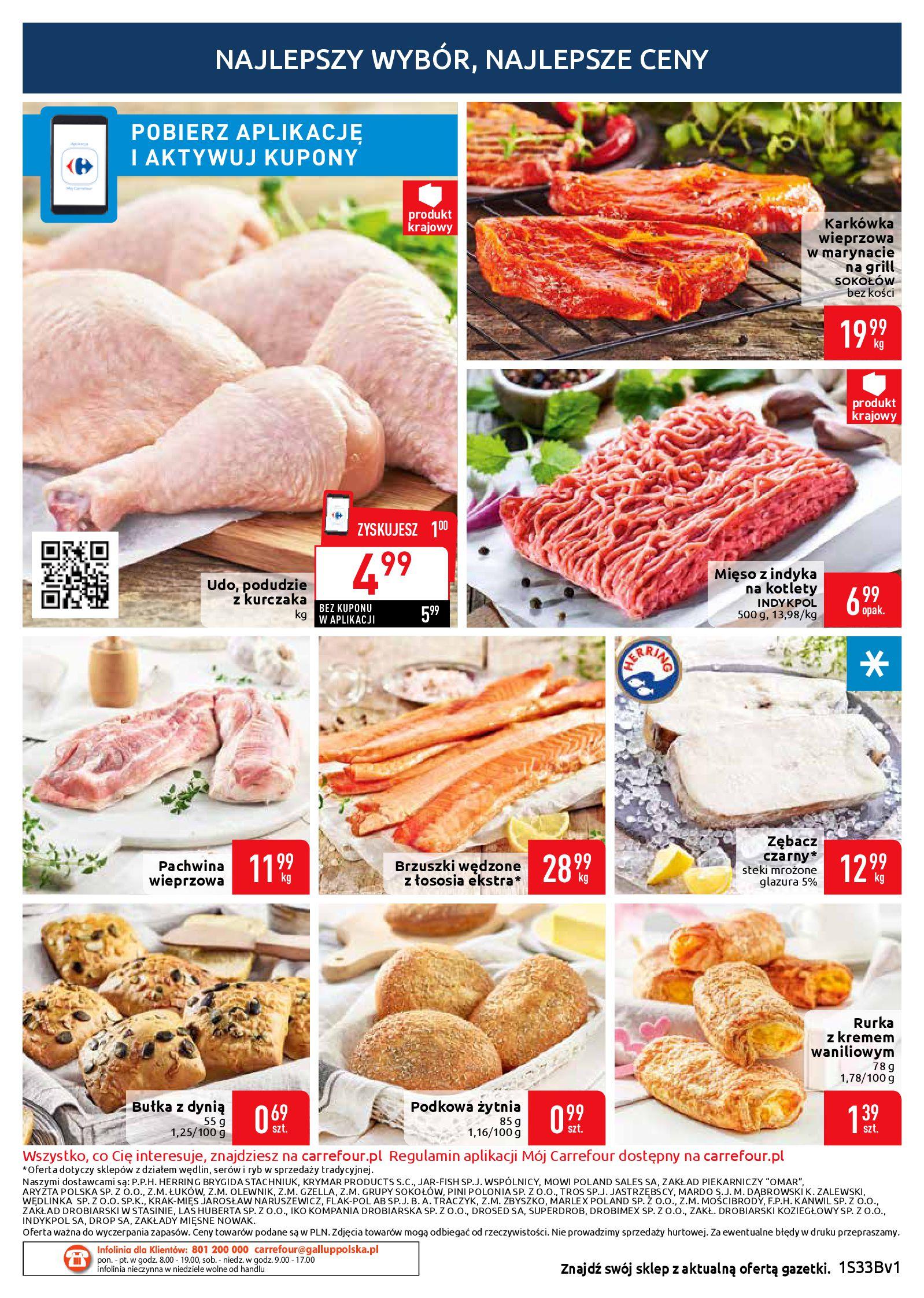 Gazetka Carrefour Market - Najlepszy wybór, najlepsze ceny-12.08.2019-19.08.2019-page-