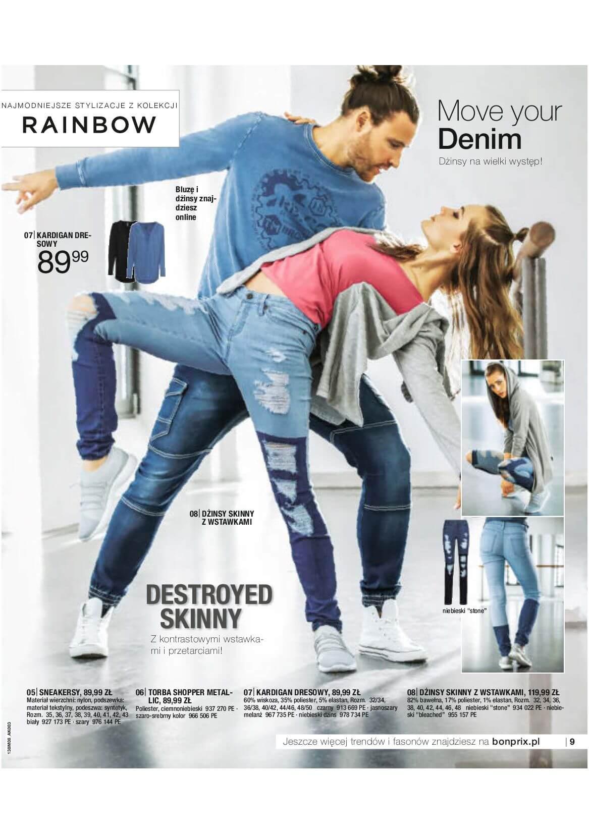 Gazetka Bonprix - Move your Denim-19.09.2018-06.02.2019-page-