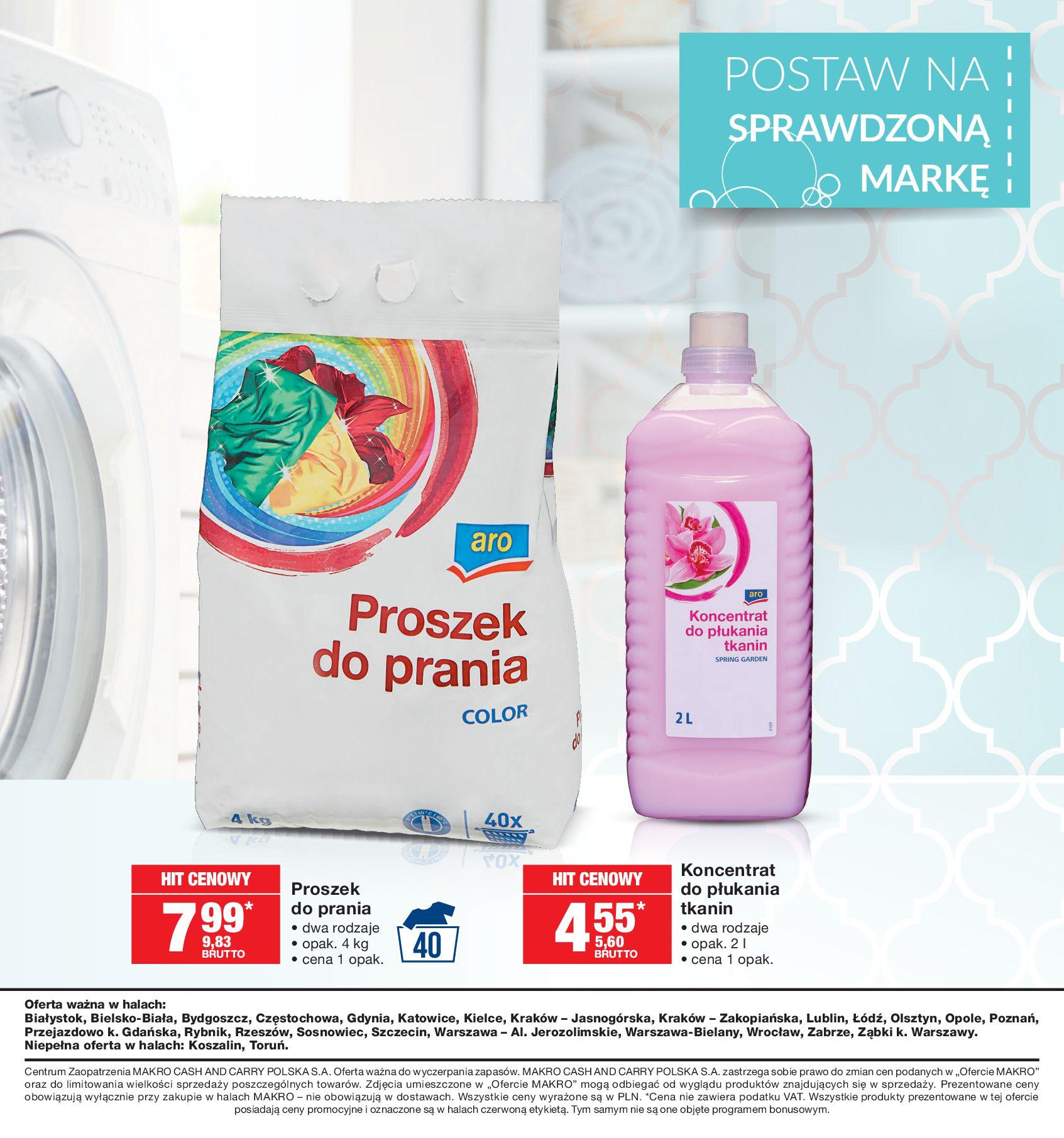Gazetka Makro - Idealne pranie-12.08.2019-26.08.2019-page-8