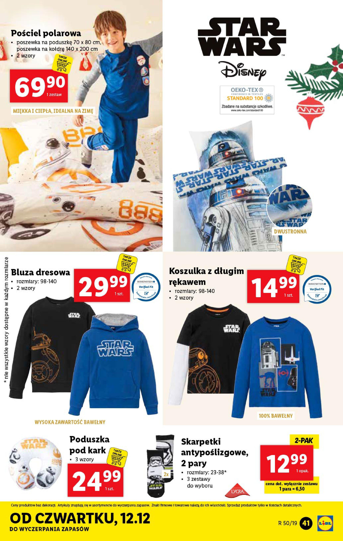 Gazetka Lidl - Katalog od poniedziałku 09.12-08.12.2019-15.12.2019-page-41