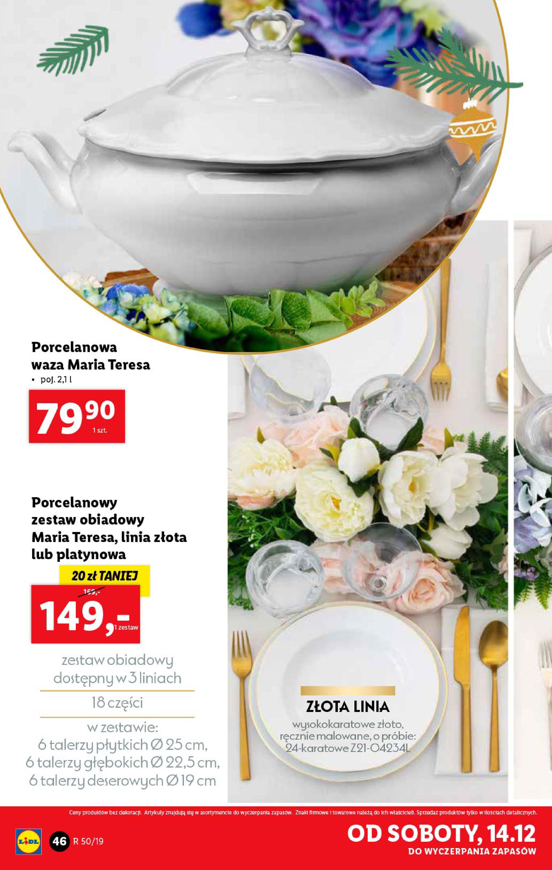 Gazetka Lidl - Katalog od poniedziałku 09.12-08.12.2019-15.12.2019-page-46