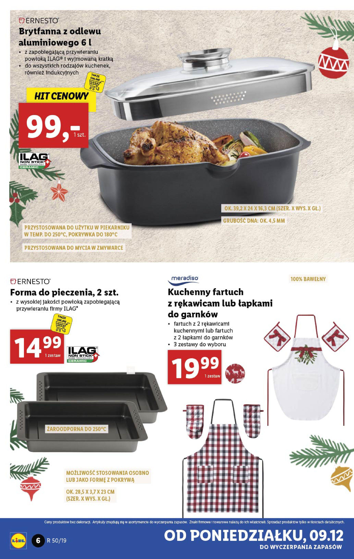 Gazetka Lidl - Katalog od poniedziałku 09.12-08.12.2019-15.12.2019-page-6